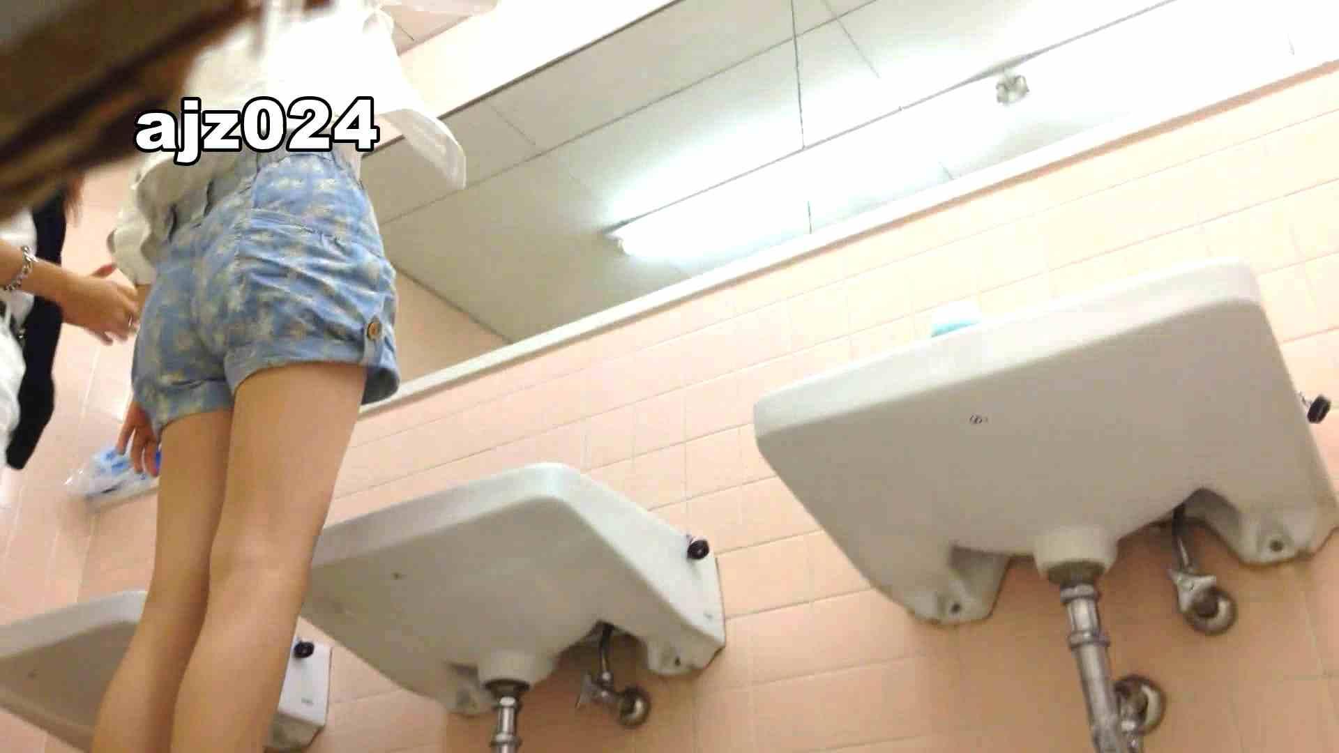 某有名大学女性洗面所 vol.24 洗面所  66連発 66