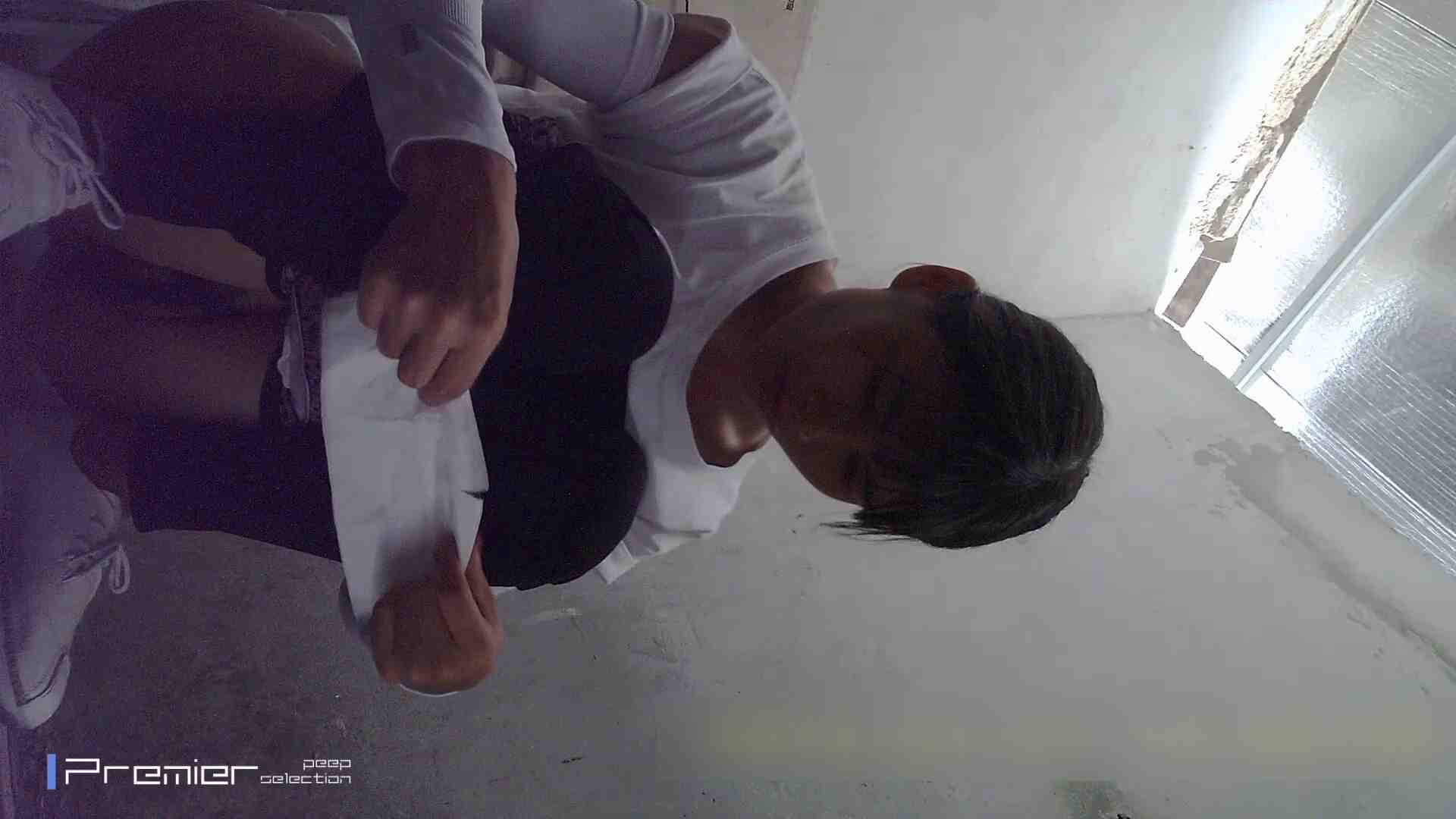 トイレシーンを密着盗撮!! 美女の痴態に密着!Vol.21 チラ 盗撮オマンコ無修正動画無料 93連発 85