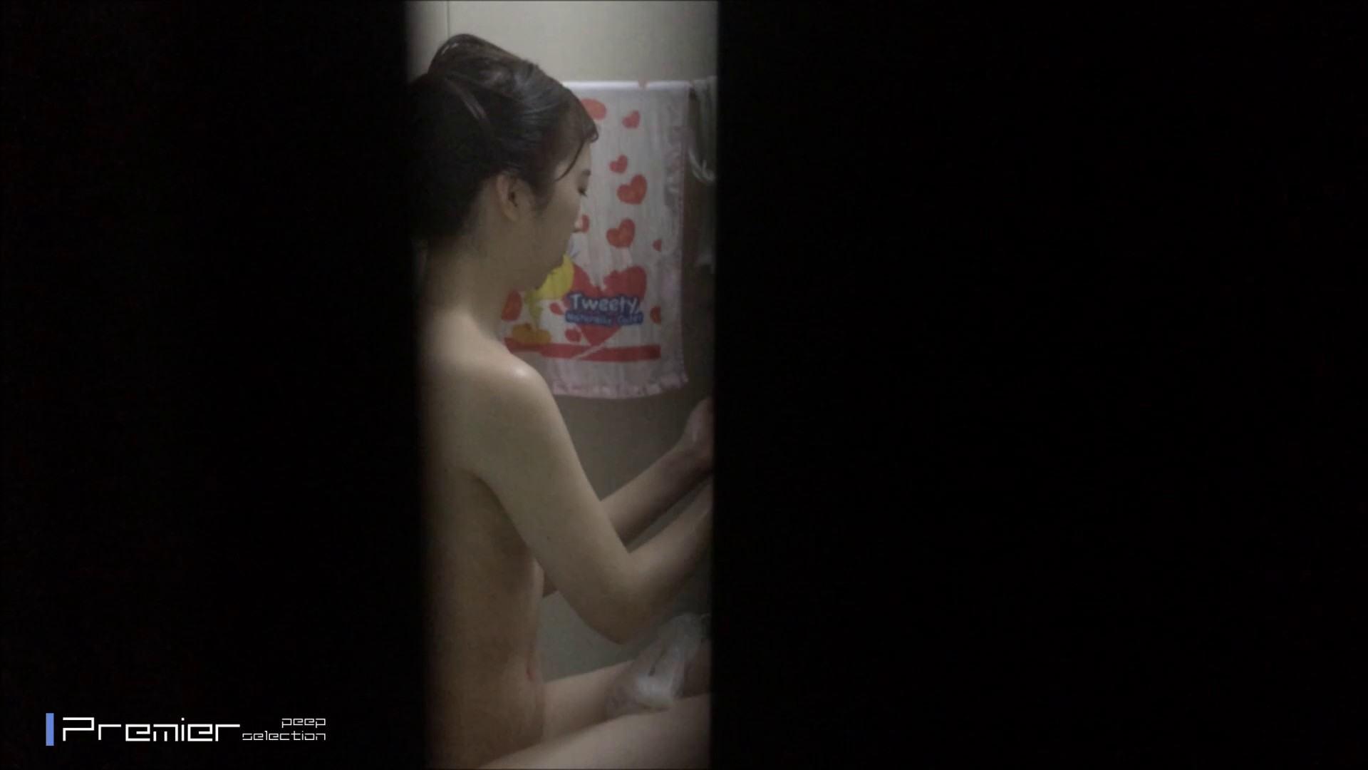 笑顔のスポーツ美女 乙女の風呂場 Vol.23 美女   女体盗撮  54連発 41