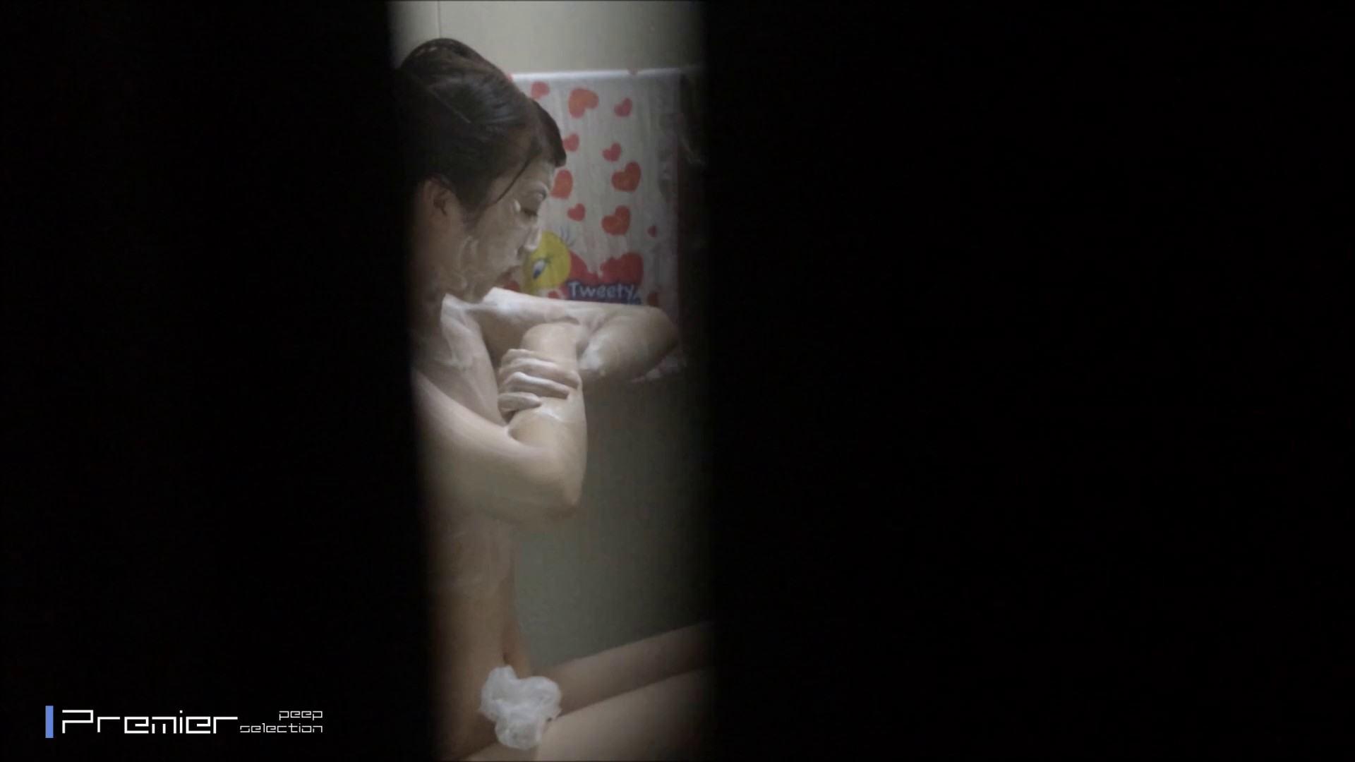 笑顔のスポーツ美女 乙女の風呂場 Vol.23 美女   女体盗撮  54連発 46