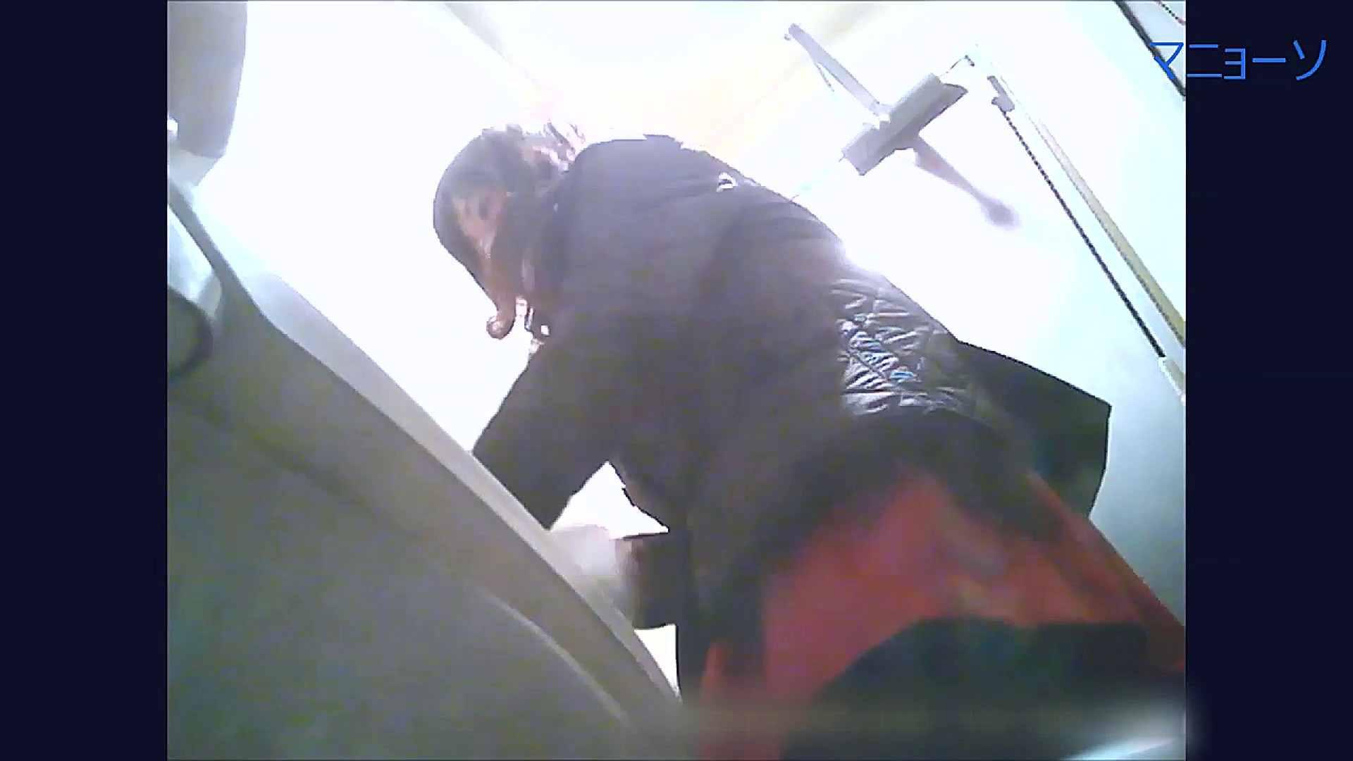 トイレでひと肌脱いでもらいました (OL編)Vol.09 トイレ流出  105連発 72