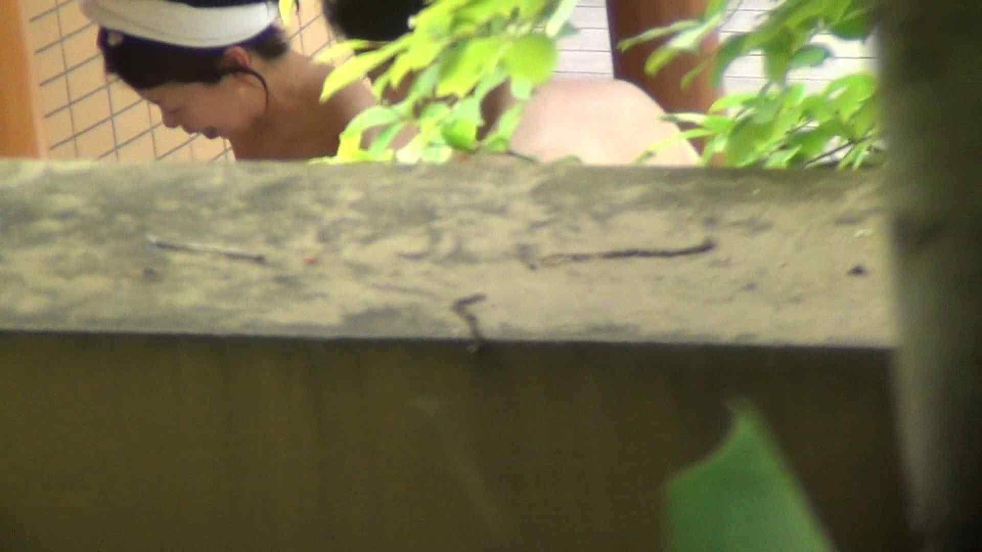 Vol.29 ピンクとブラウンの爆乳コンビ 露天 隠し撮りおまんこ動画流出 107連発 33