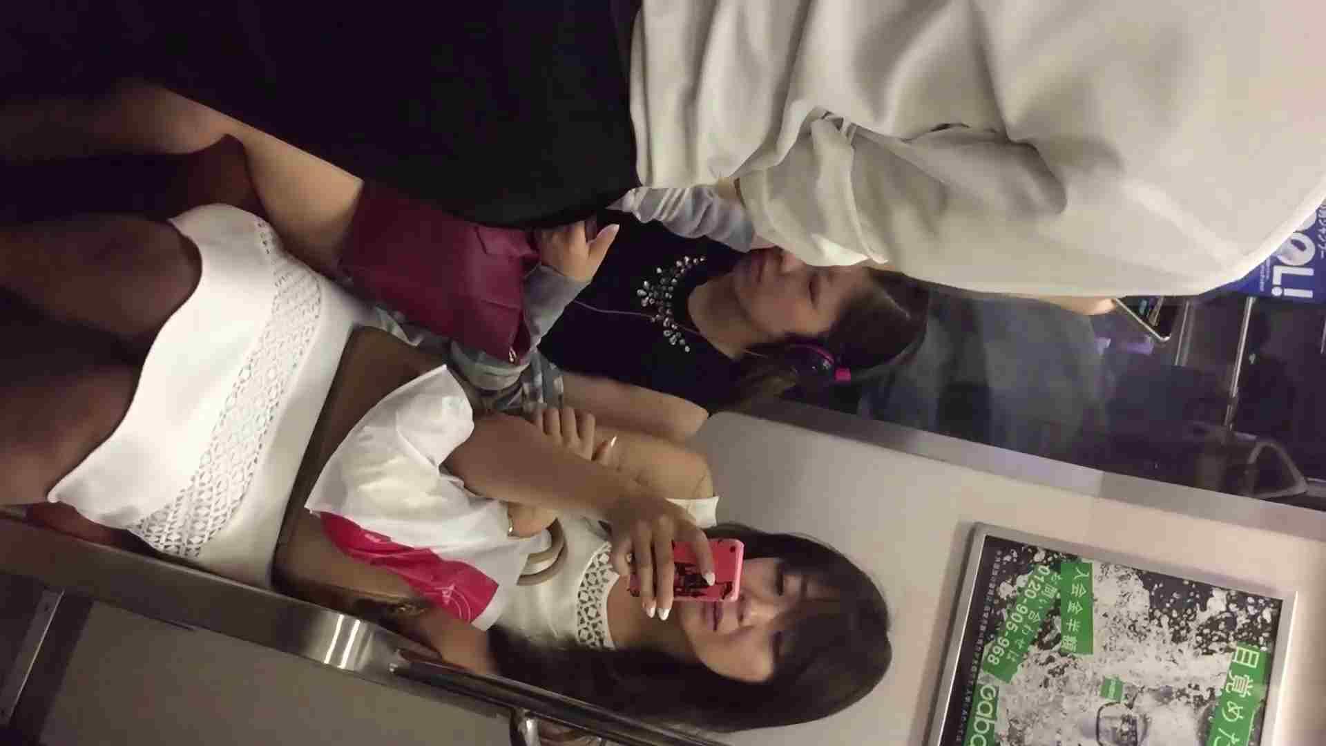 盗撮列車 vol.07 白スカートの中は爽やかな… 車  66連発 6