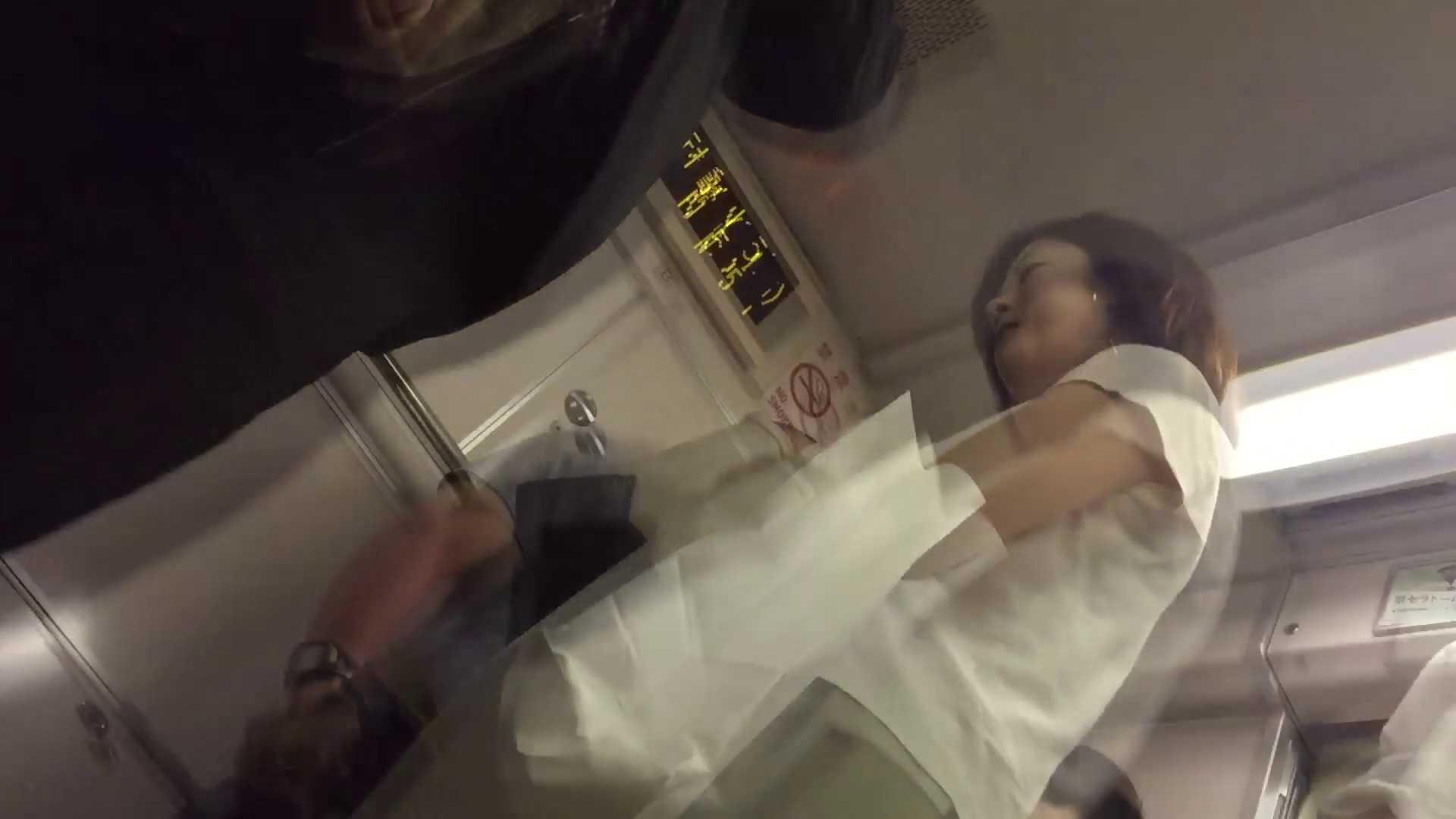 盗撮列車 vol.07 白スカートの中は爽やかな… 女体盗撮 盗撮ワレメ無修正動画無料 66連発 56
