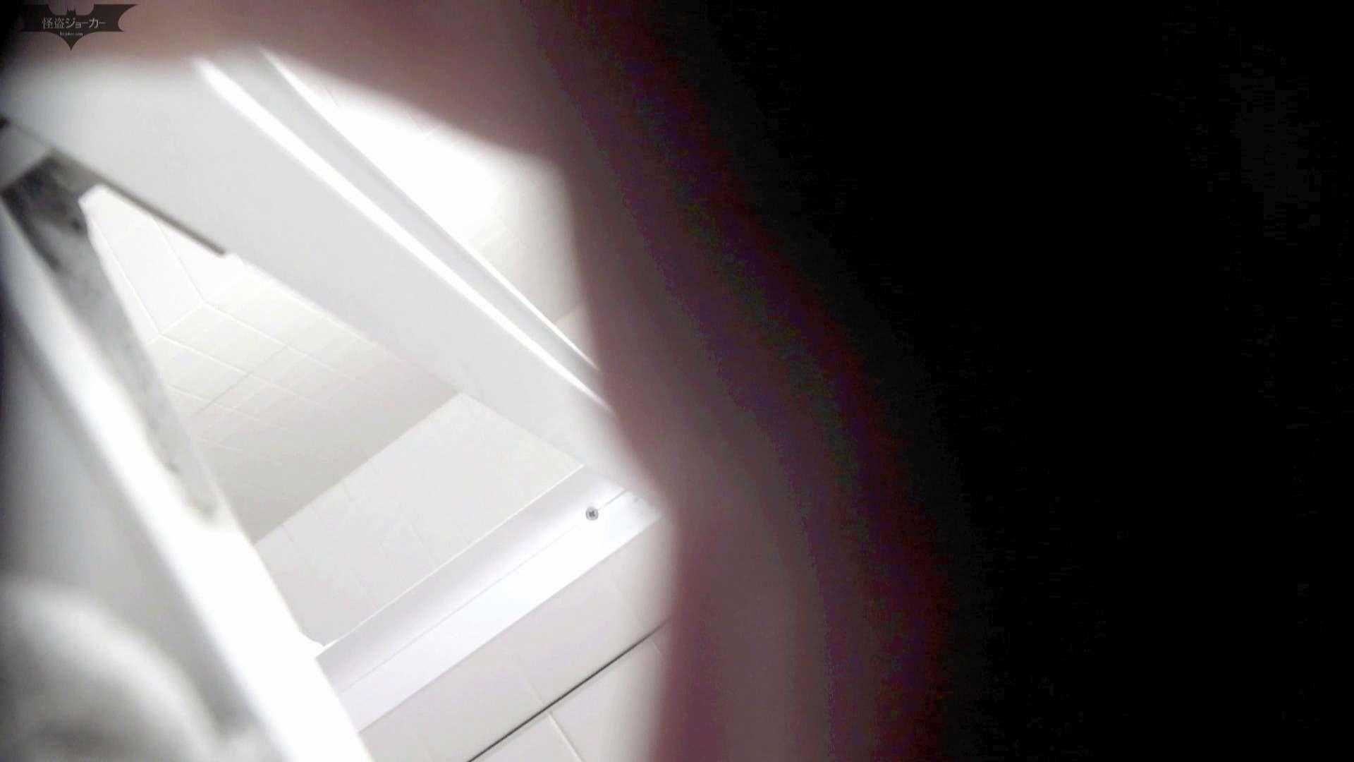 お銀 vol.68 無謀に通路に飛び出て一番明るいフロント撮り実現、見所満載 洗面所  94連発 12
