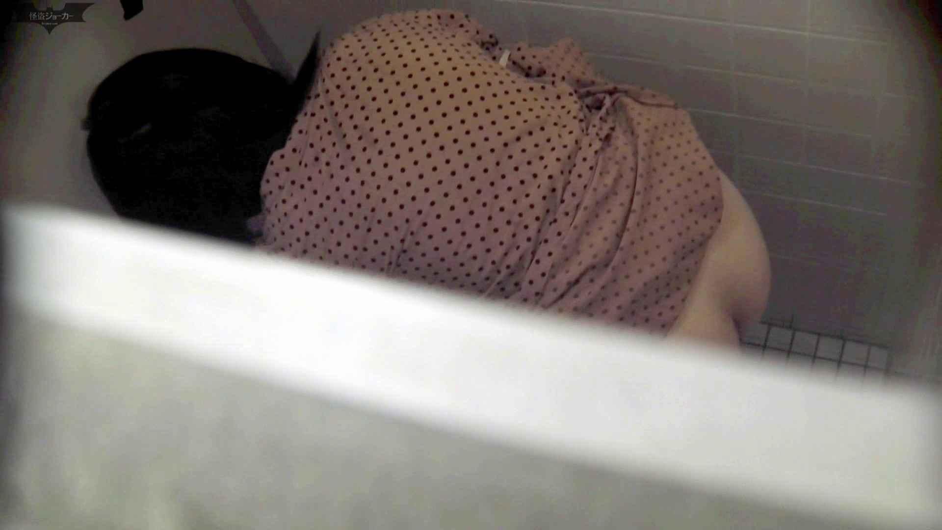 お銀 vol.68 無謀に通路に飛び出て一番明るいフロント撮り実現、見所満載 洗面所 | OL女体  94連発 25