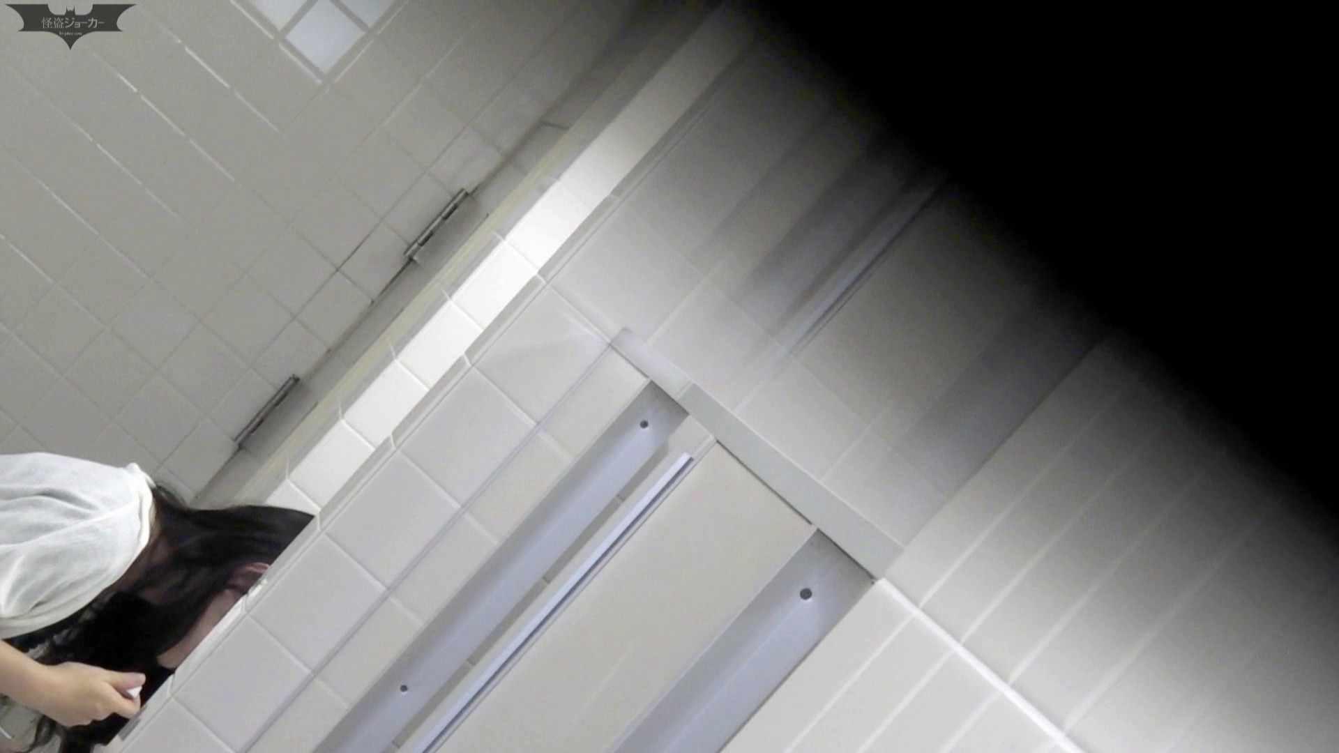 お銀 vol.68 無謀に通路に飛び出て一番明るいフロント撮り実現、見所満載 洗面所  94連発 51