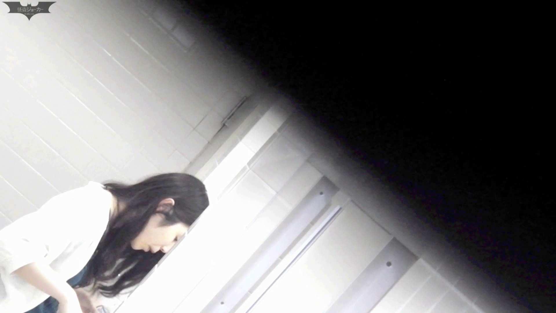 お銀 vol.68 無謀に通路に飛び出て一番明るいフロント撮り実現、見所満載 洗面所 | OL女体  94連発 52