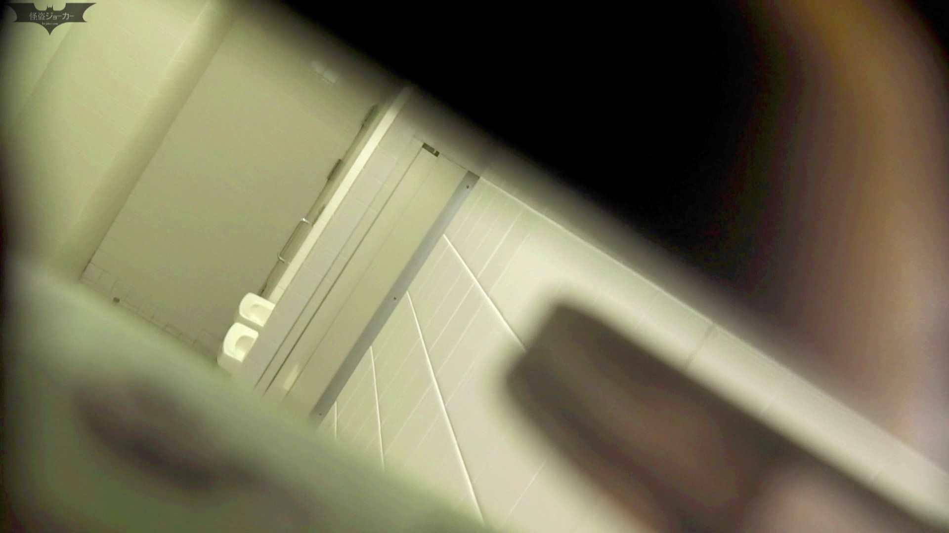 お銀 vol.68 無謀に通路に飛び出て一番明るいフロント撮り実現、見所満載 美人 アダルト動画キャプチャ 94連発 59