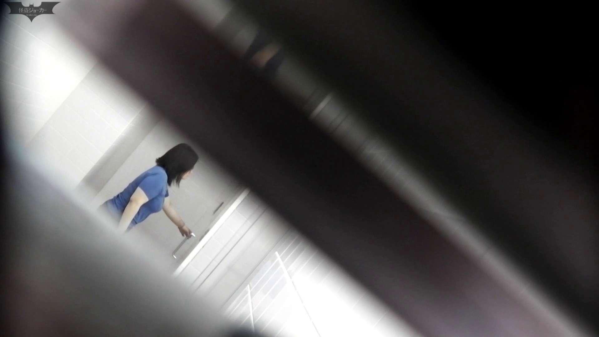 お銀 vol.68 無謀に通路に飛び出て一番明るいフロント撮り実現、見所満載 洗面所  94連発 69