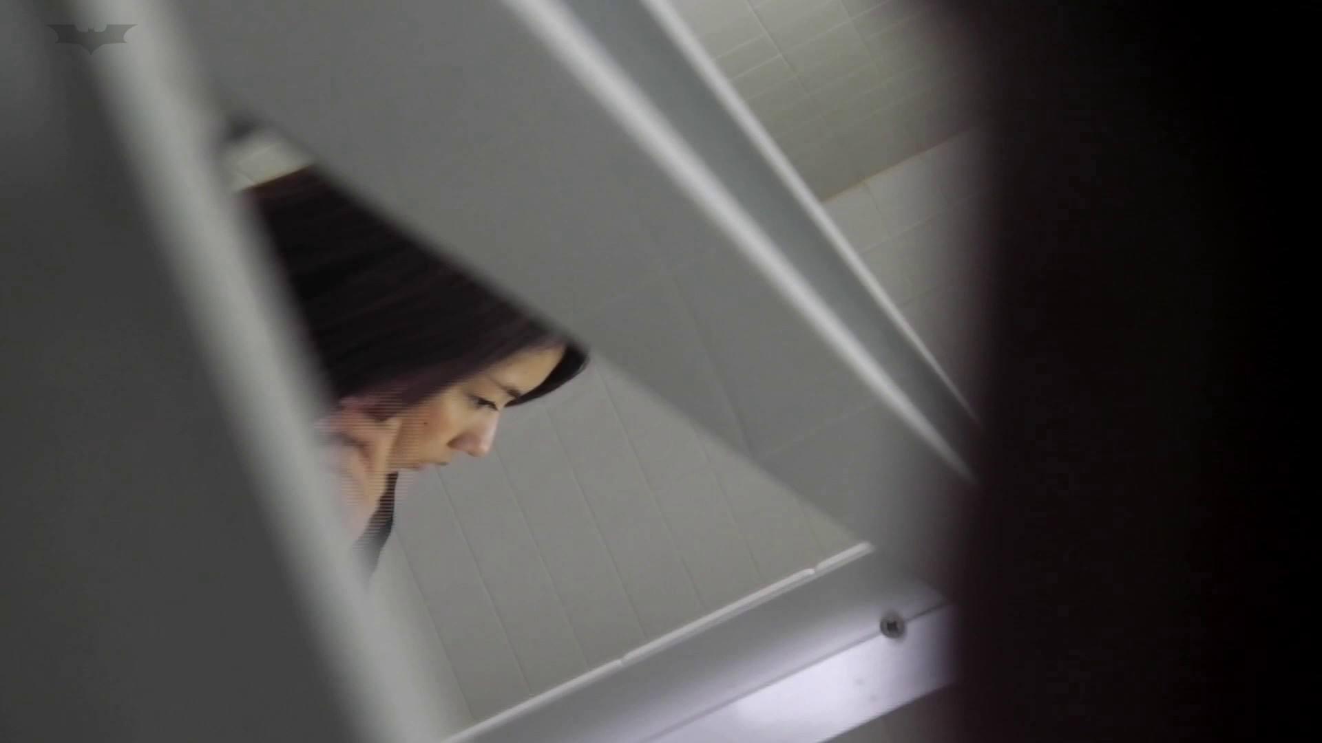 お銀さんの「洗面所突入レポート!!」Nol.6 OL女体  64連発 54
