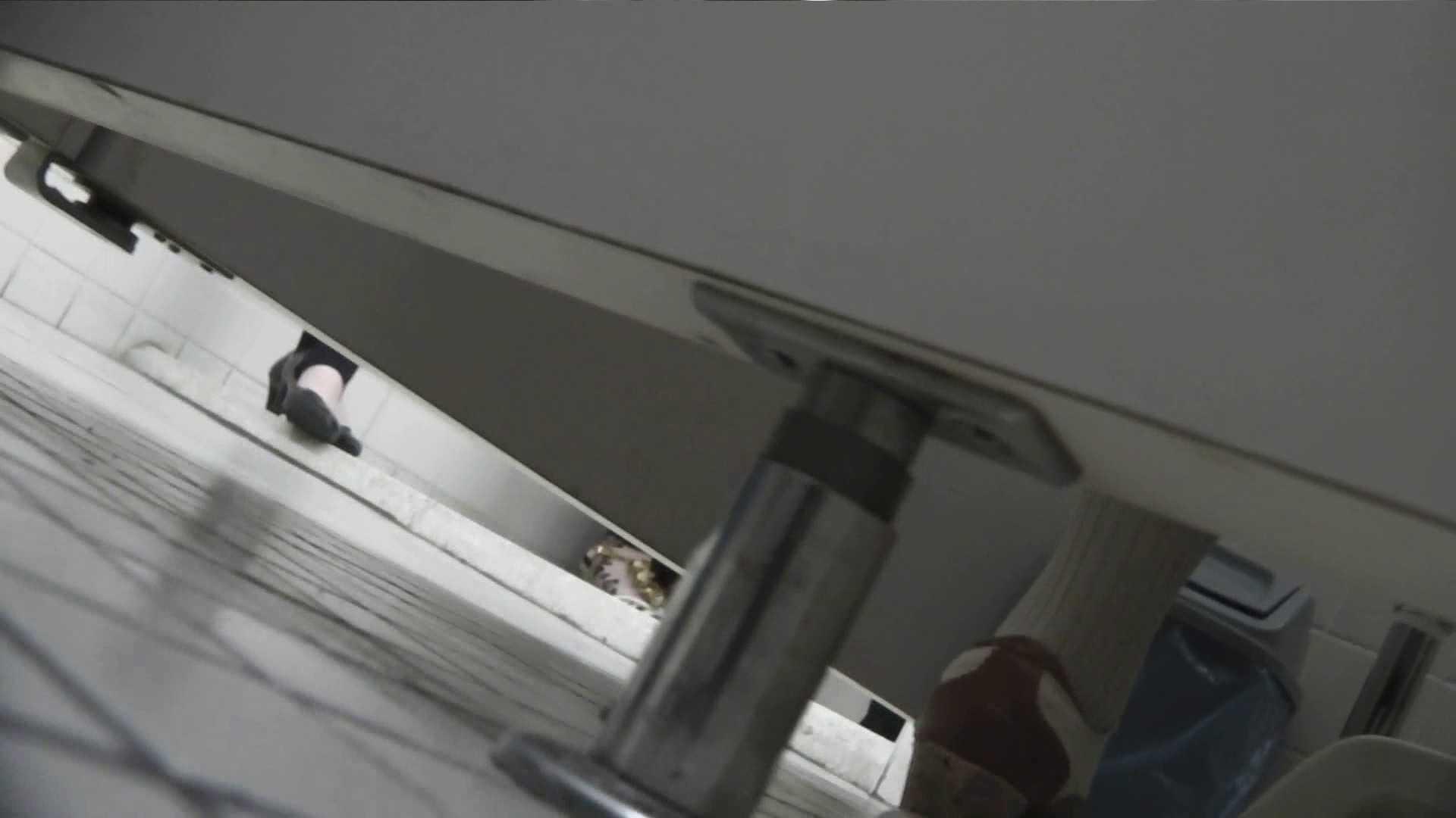 お銀さんの「洗面所突入レポート!!」Nol.22 美人 エロ画像 90連発 47