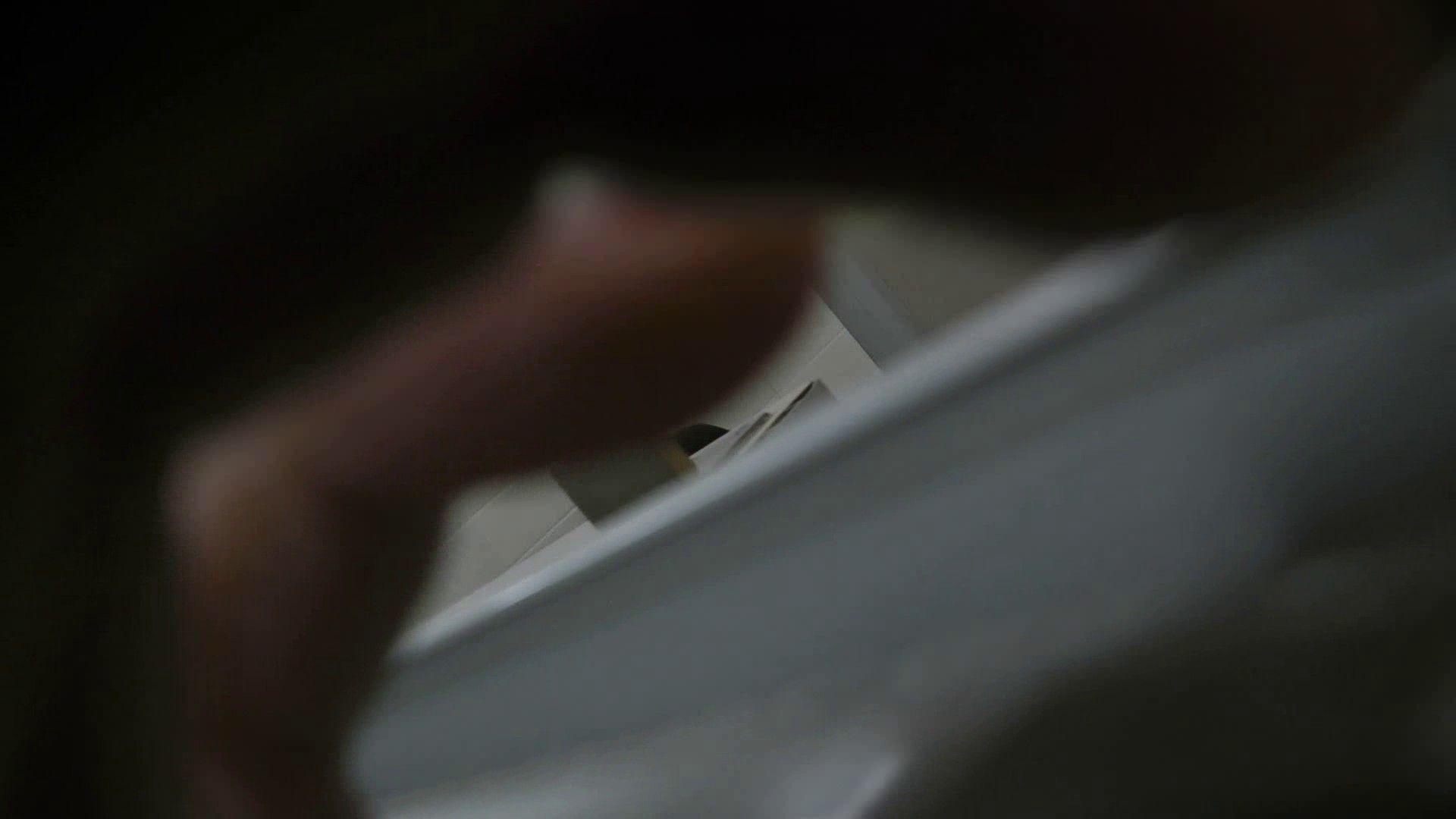 お銀さんの「洗面所突入レポート!!」Nol.22 美人 エロ画像 90連発 59