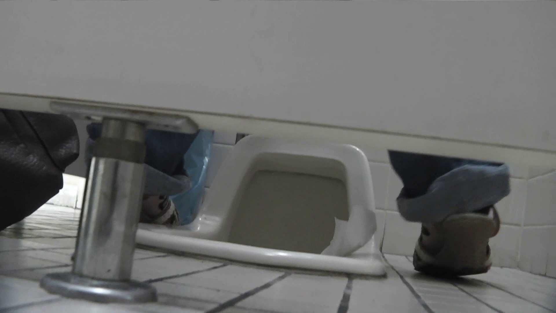 お銀さんの「洗面所突入レポート!!」Nol.22 美人 エロ画像 90連発 68