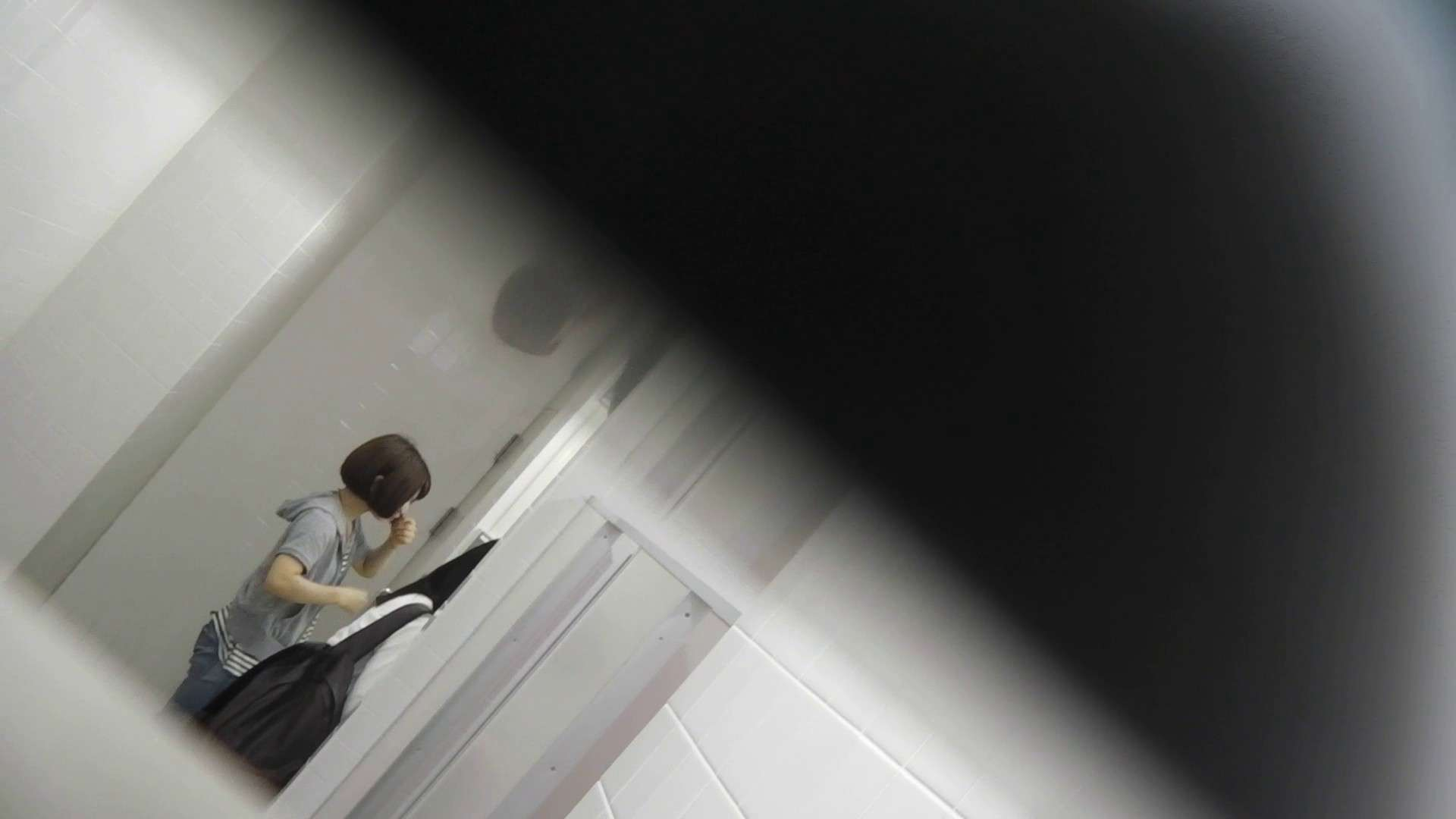 お銀さんの「洗面所突入レポート!!」Nol.22 OL女体  90連発 78