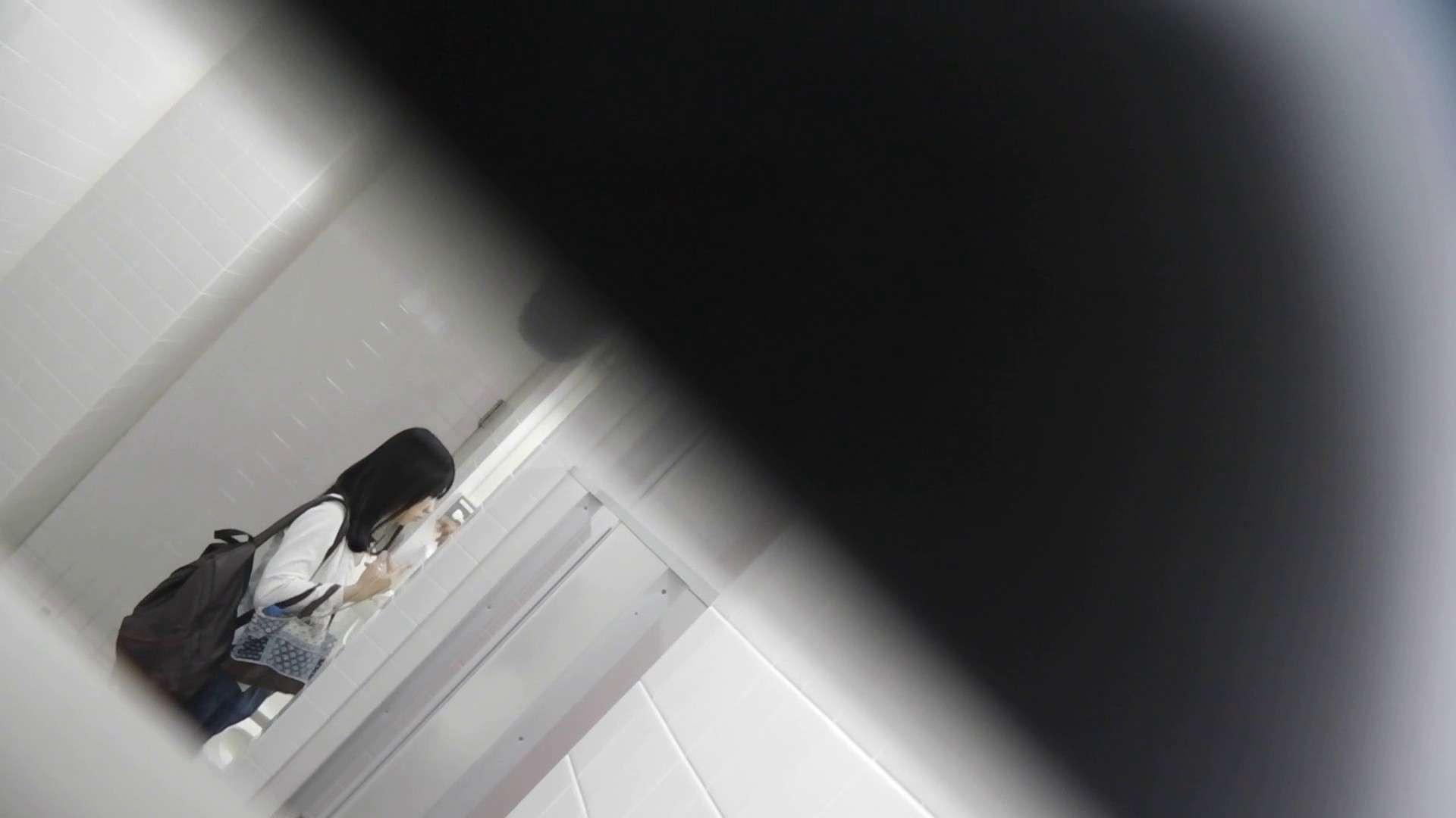 お銀さんの「洗面所突入レポート!!」Nol.22 美人 エロ画像 90連発 80