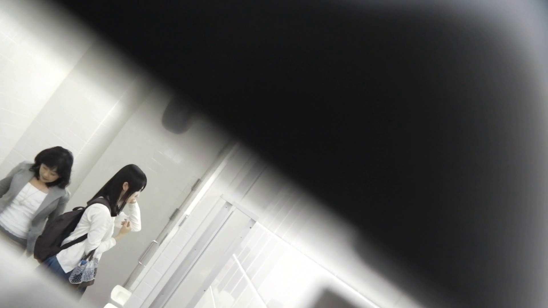 お銀さんの「洗面所突入レポート!!」Nol.22 美人 エロ画像 90連発 83