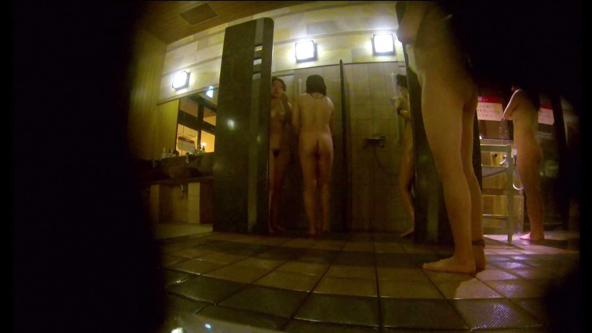 微妙な二人と立ち姿女体のオムニバス 銭湯 | 潜入  67連発 1