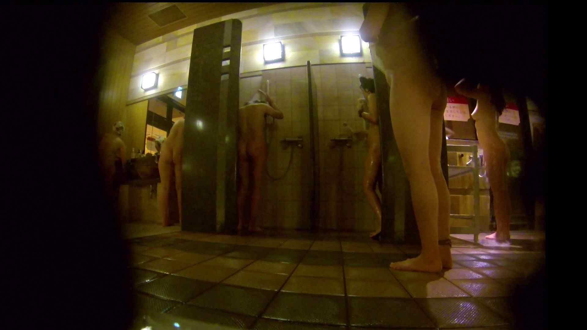 微妙な二人と立ち姿女体のオムニバス 銭湯  67連発 2