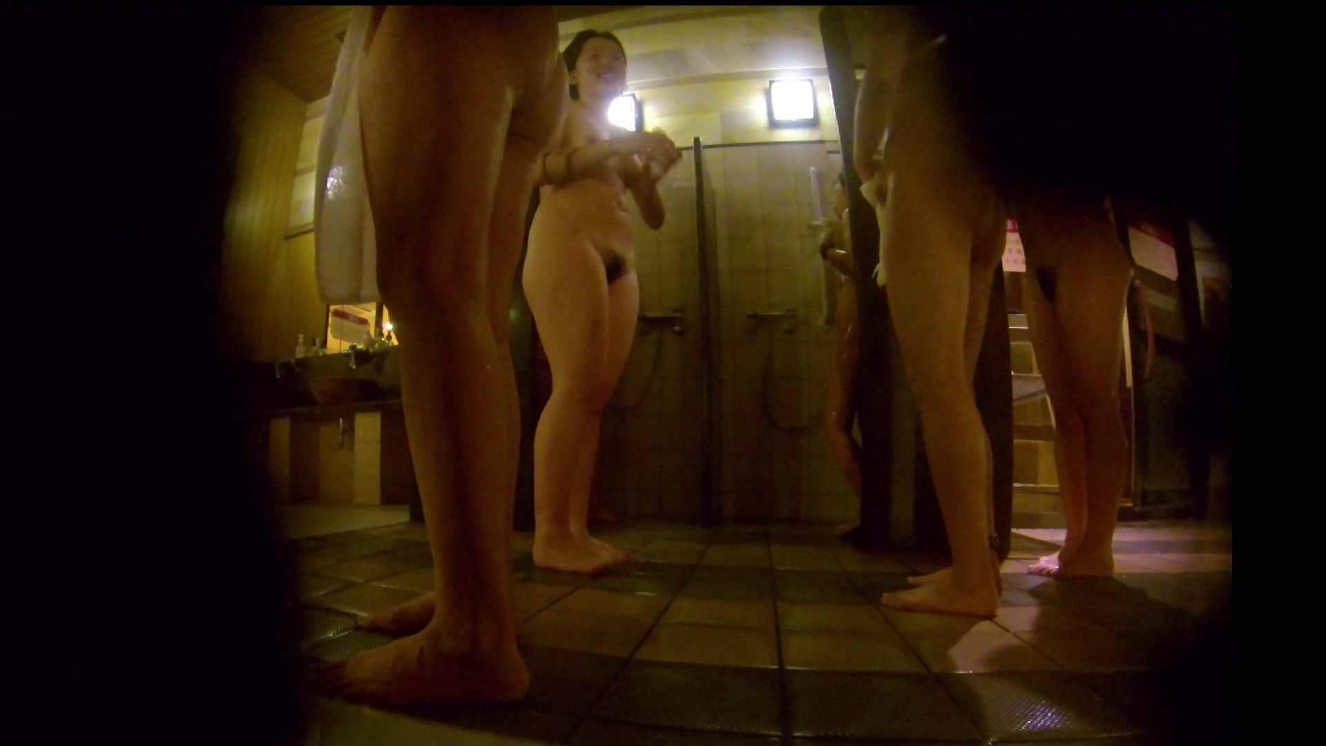 微妙な二人と立ち姿女体のオムニバス 銭湯 | 潜入  67連発 5