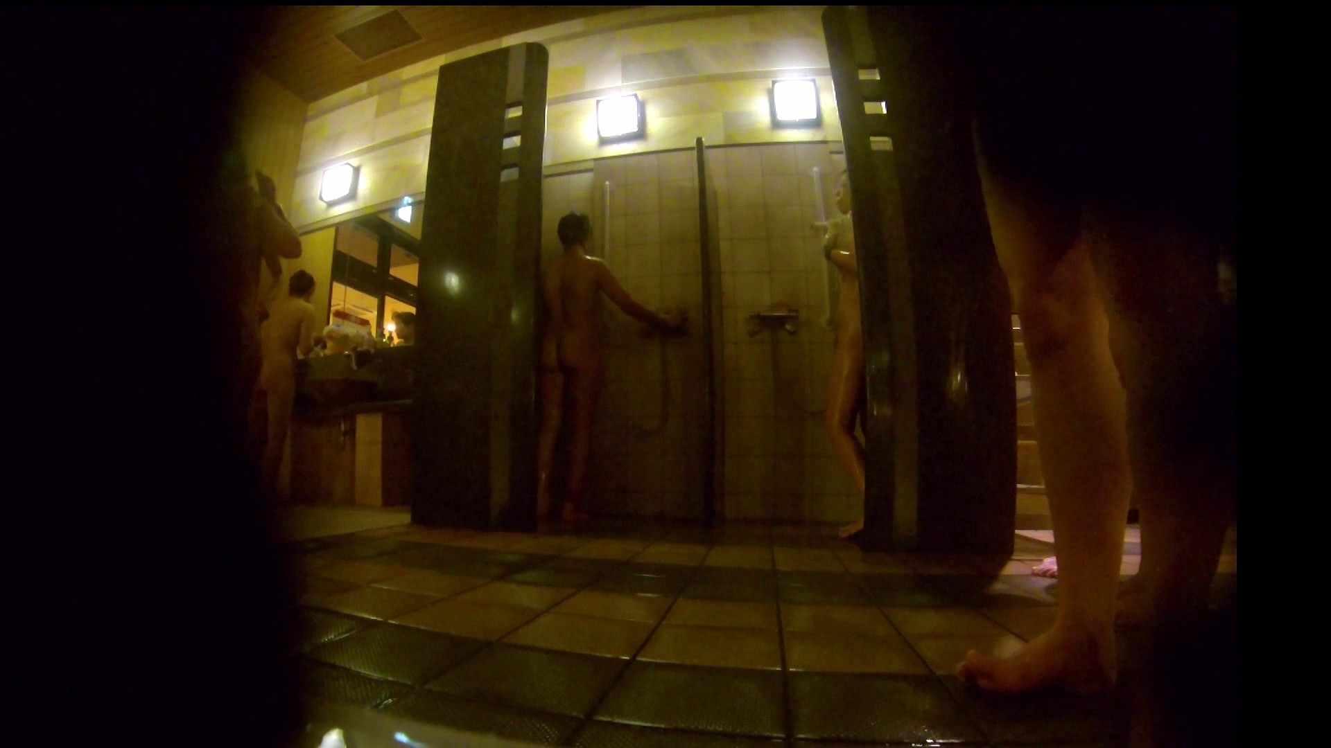 微妙な二人と立ち姿女体のオムニバス 銭湯 | 潜入  67連発 17