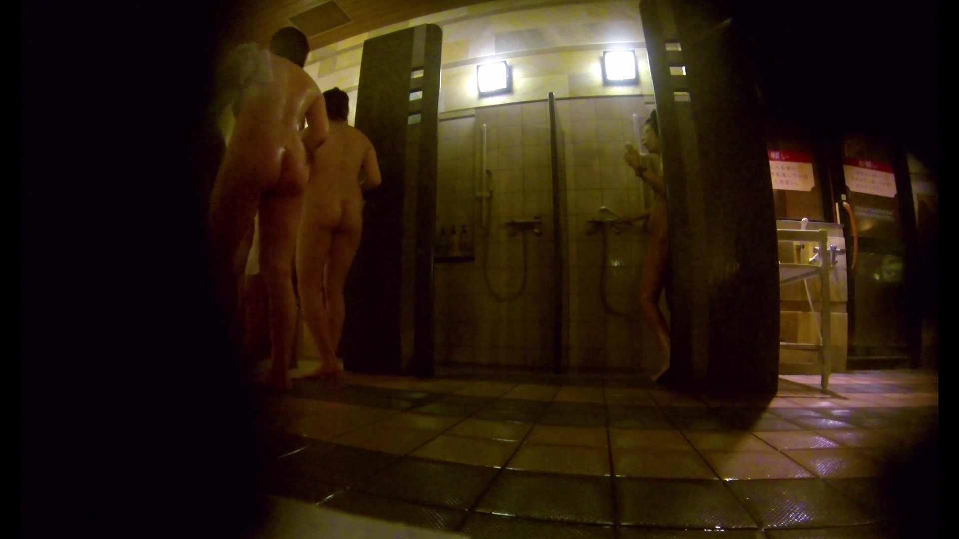 微妙な二人と立ち姿女体のオムニバス 銭湯 | 潜入  67連発 19