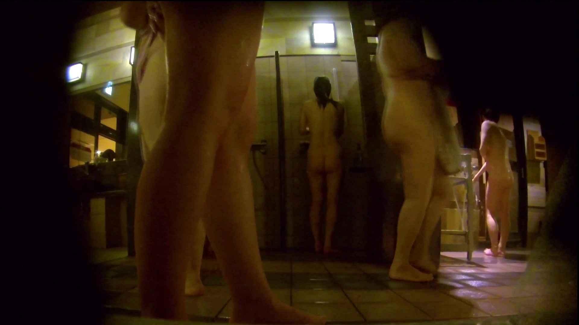 微妙な二人と立ち姿女体のオムニバス 銭湯 | 潜入  67連発 27