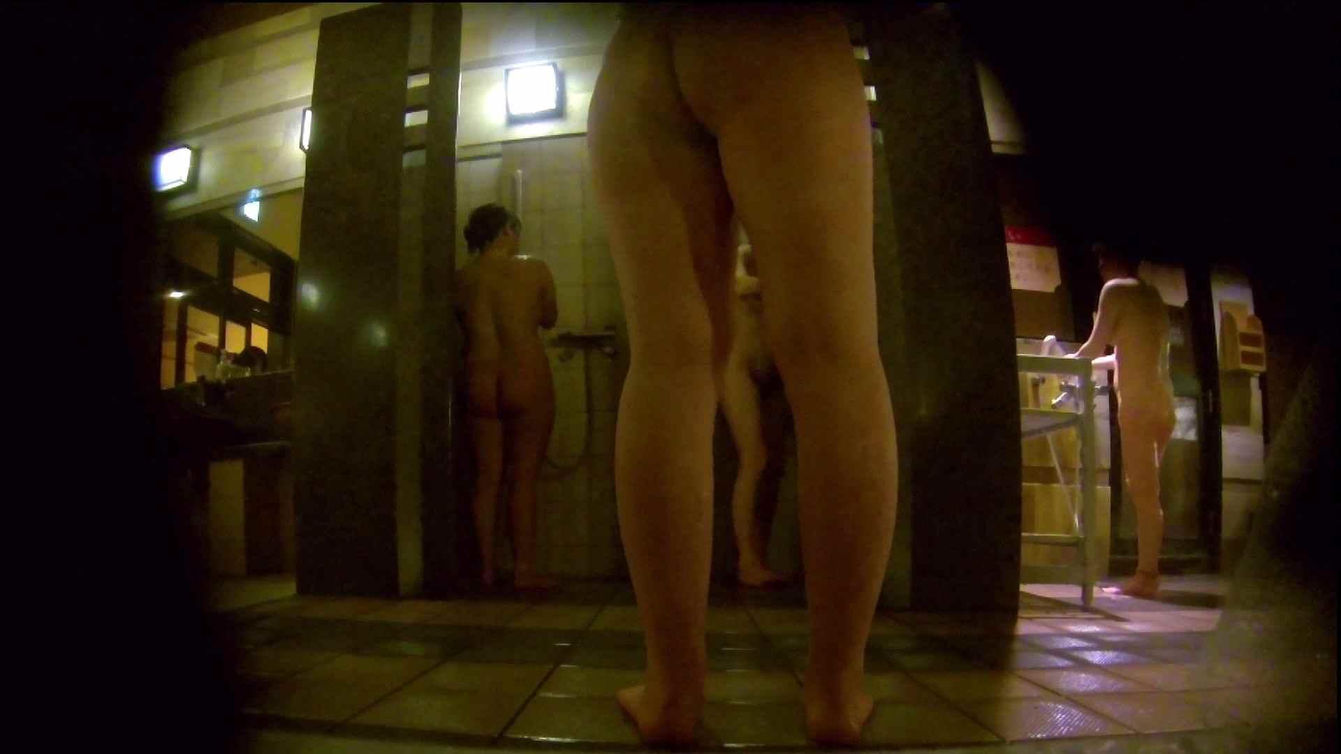 微妙な二人と立ち姿女体のオムニバス 銭湯  67連発 28