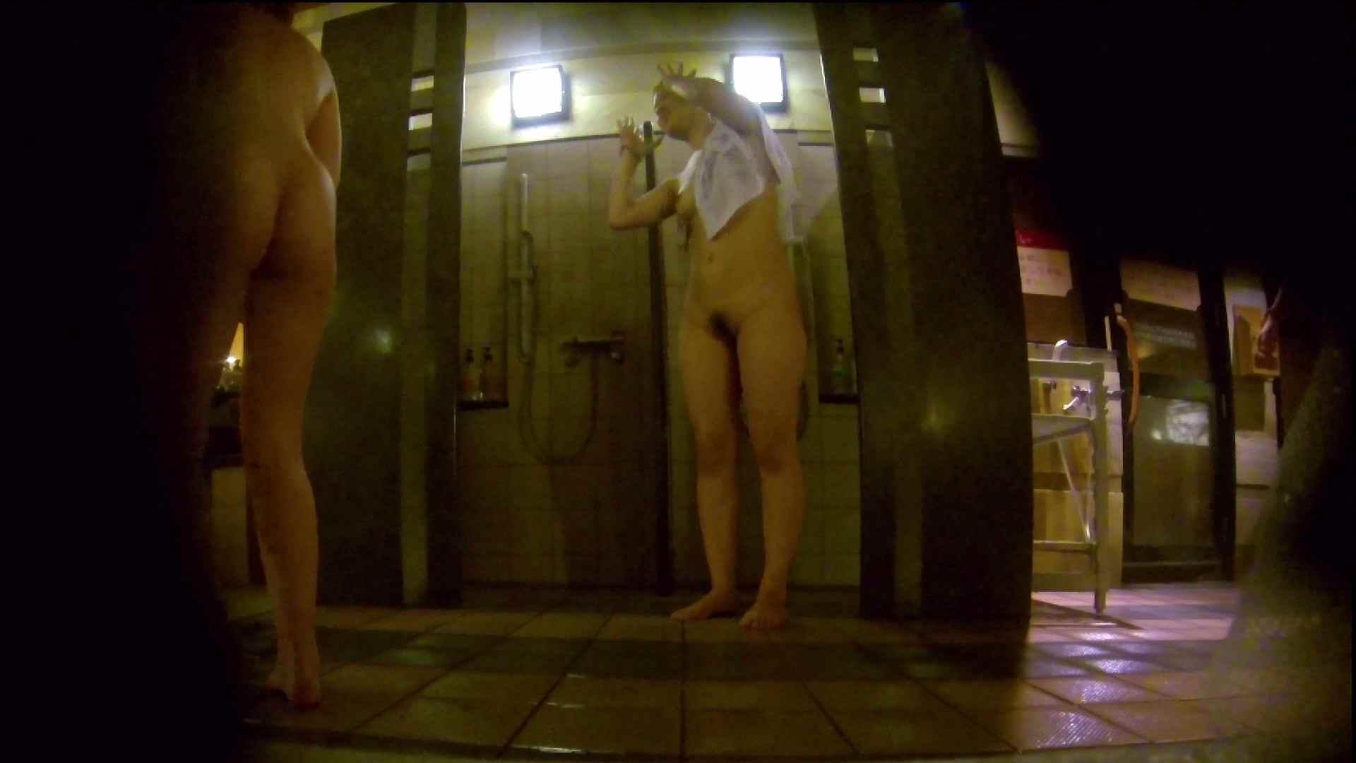 微妙な二人と立ち姿女体のオムニバス 銭湯 | 潜入  67連発 35