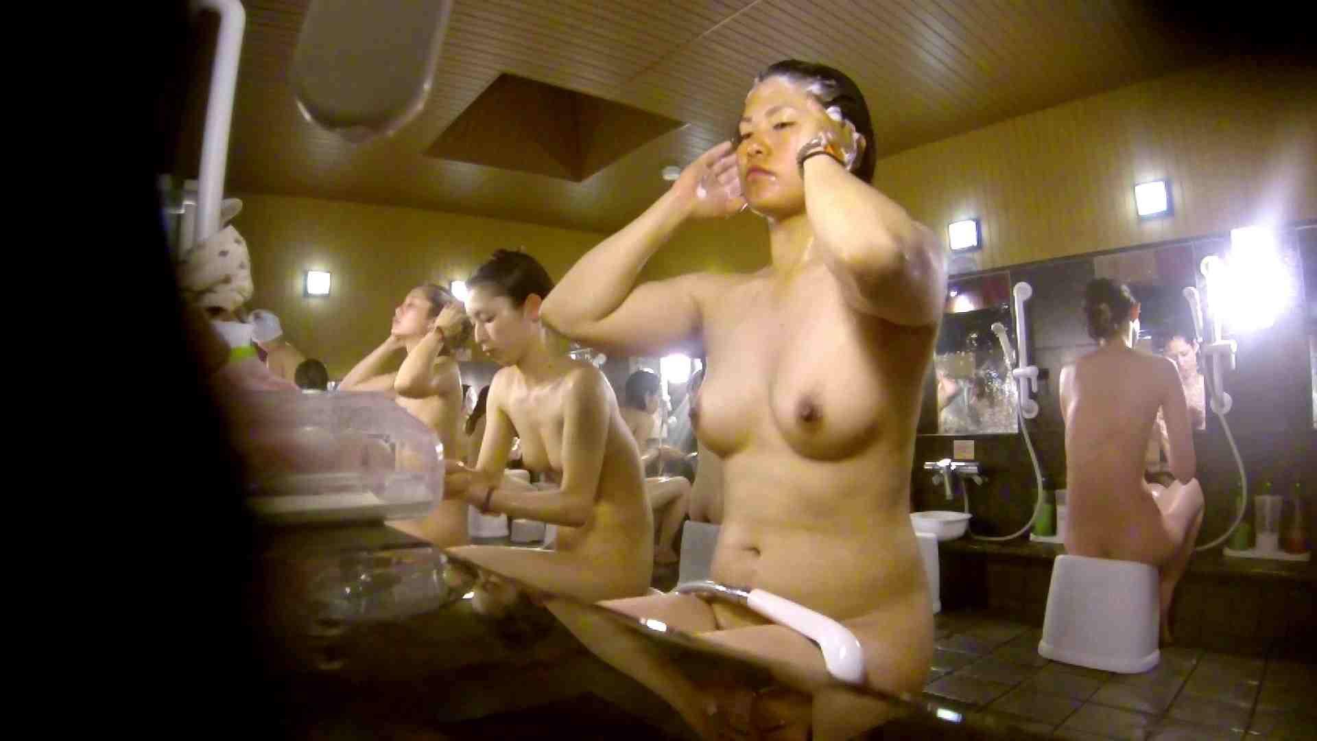 微妙な二人と立ち姿女体のオムニバス 銭湯  67連発 44