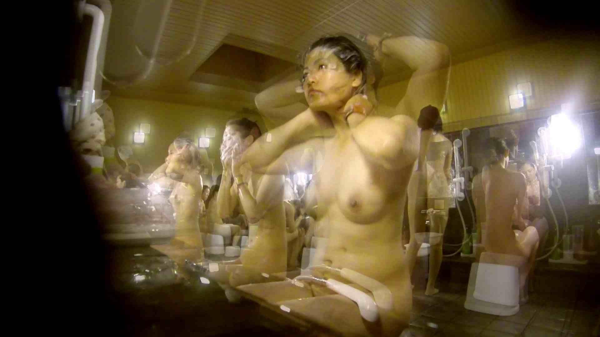 微妙な二人と立ち姿女体のオムニバス 銭湯 | 潜入  67連発 47