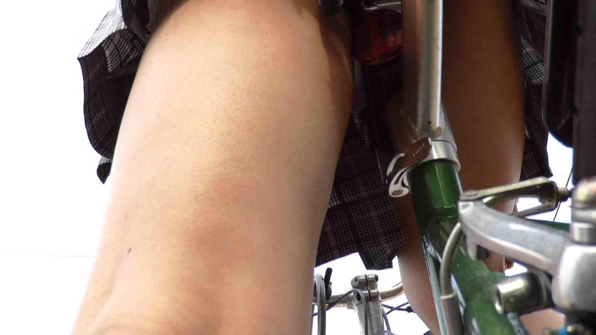 自転車パンチラ Vol.01 車 セックス無修正動画無料 53連発 34