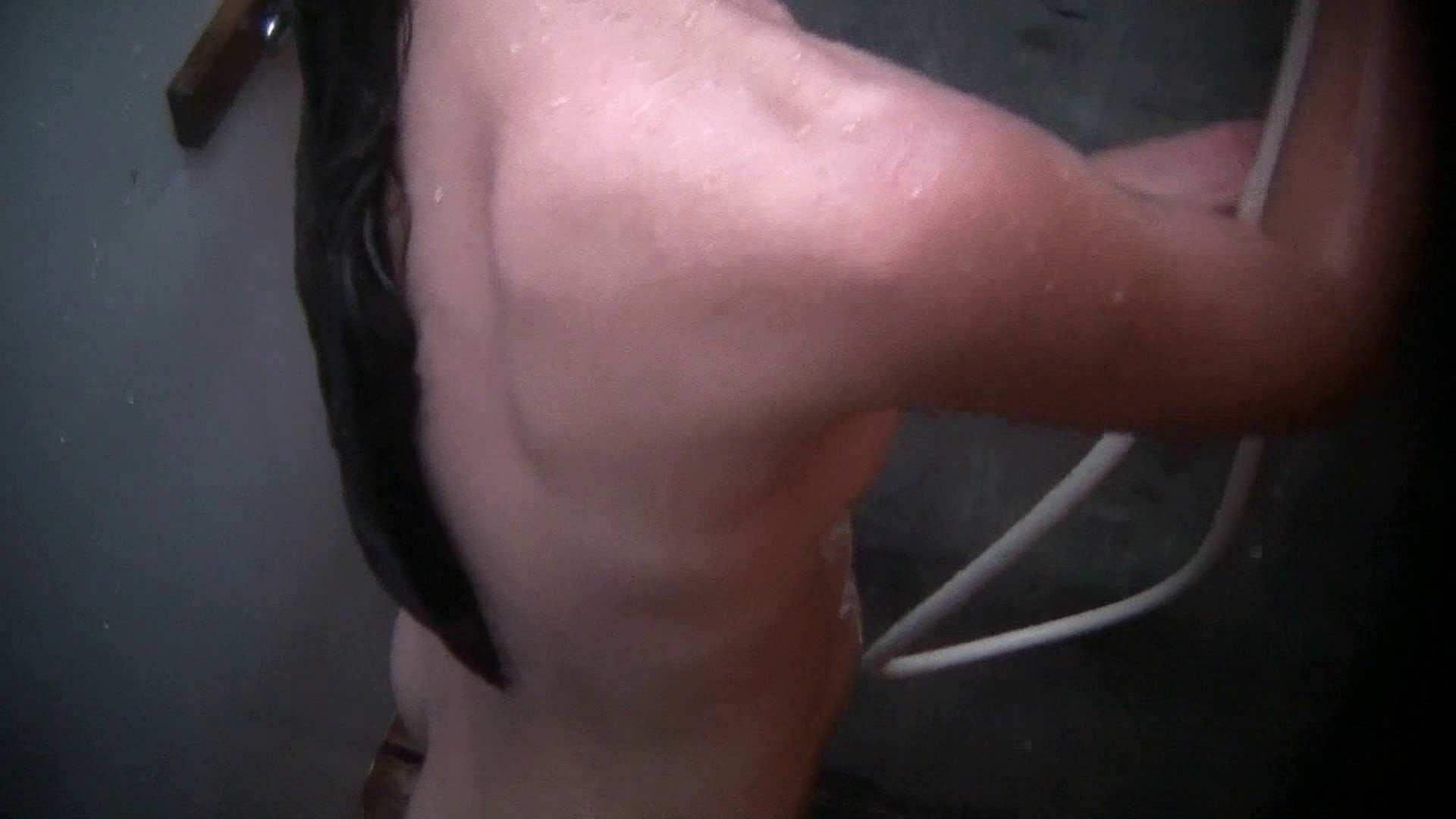 ハイビジョンVol.39 ネコ顔お女市さまの乳首ピンコ立ち シャワー ヌード画像 43連発 4