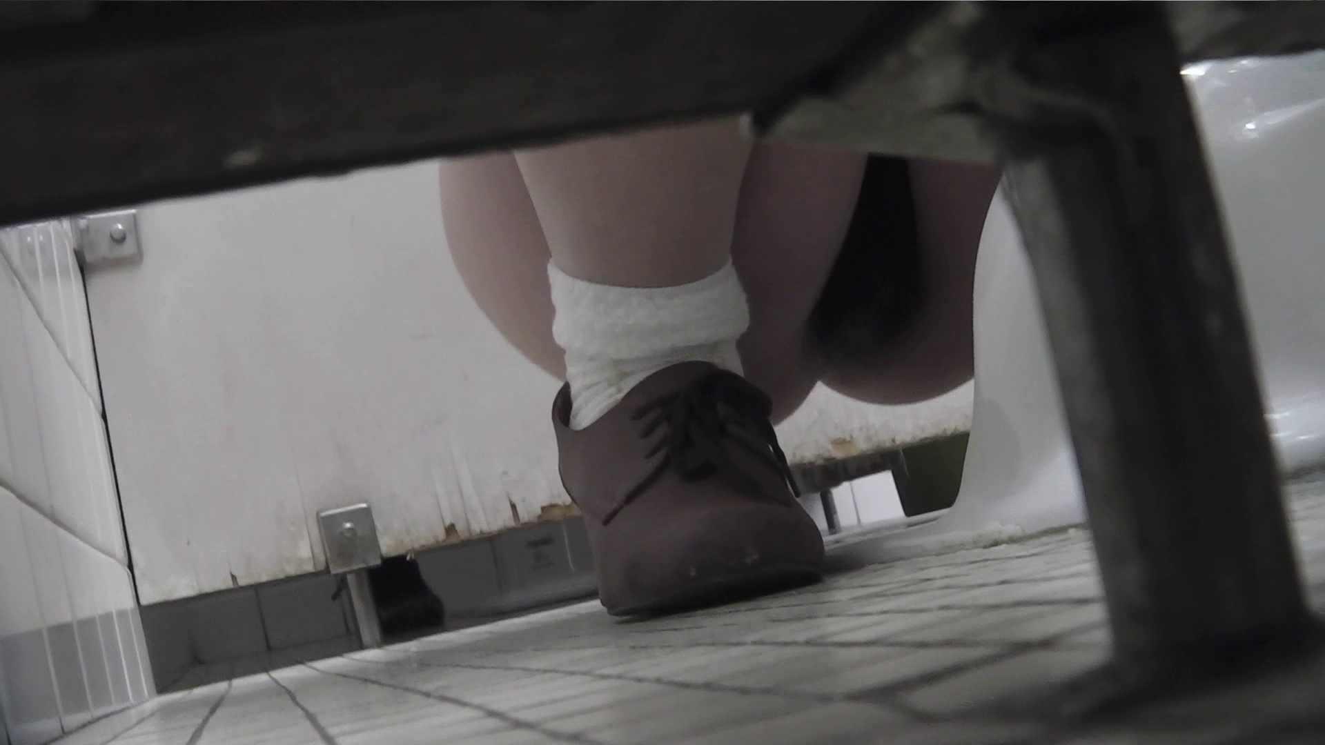 洗面所特攻隊 vol.001 清楚な美脚さん 洗面所  104連発 98