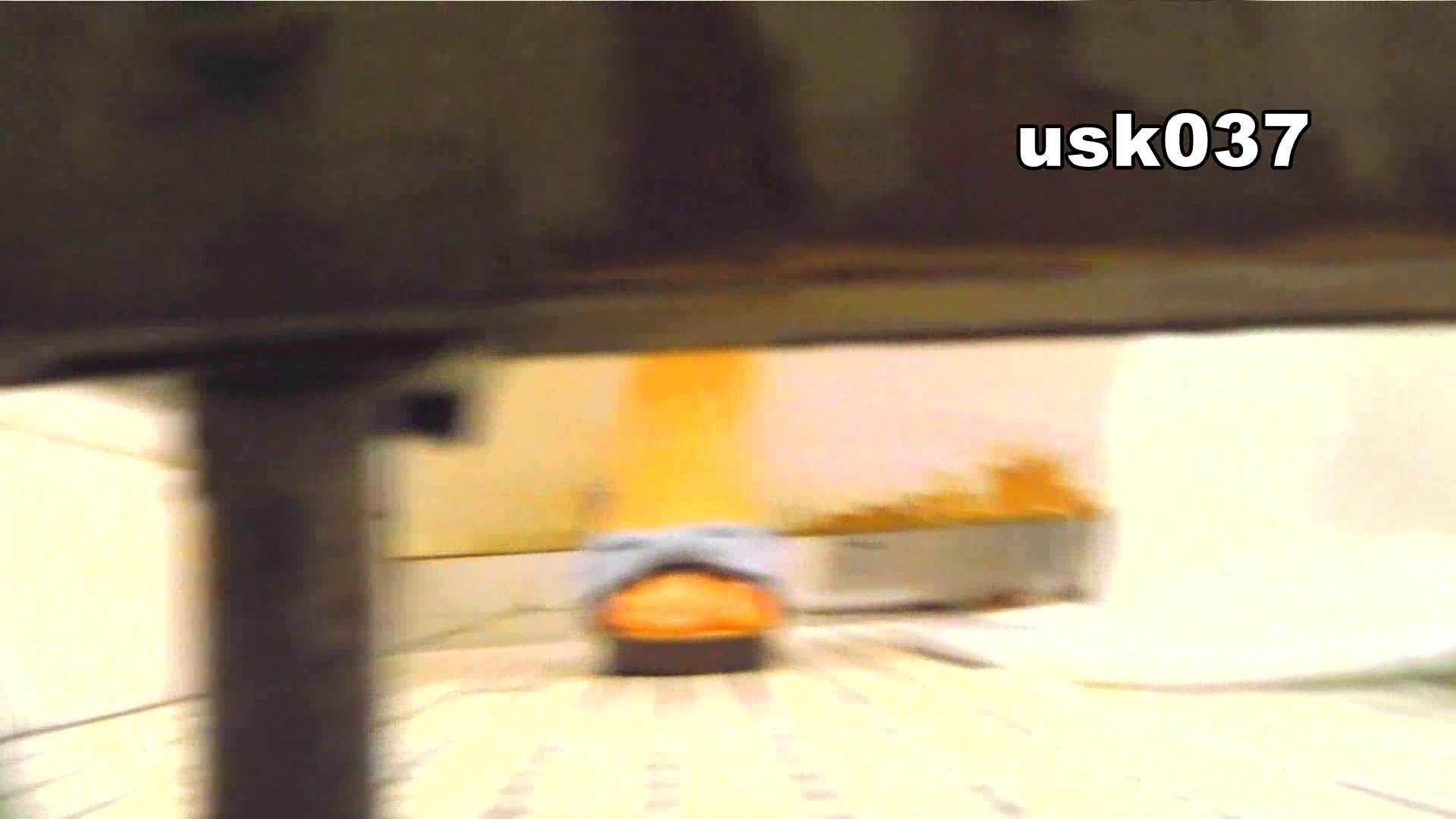 【美しき個室な世界】 vol.037 ひねり出す様子(フトイです) 洗面所   OL女体  97連発 11
