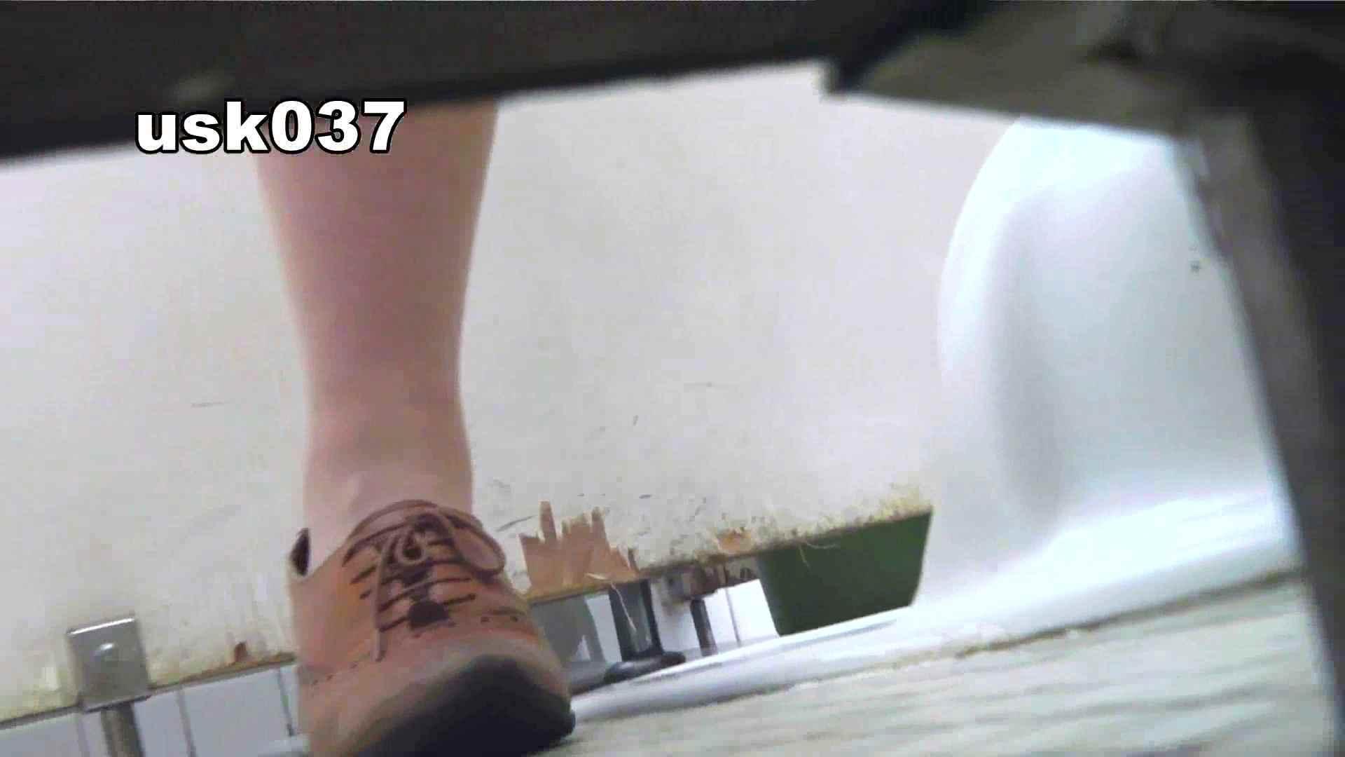 【美しき個室な世界】 vol.037 ひねり出す様子(フトイです) 洗面所   OL女体  97連発 67