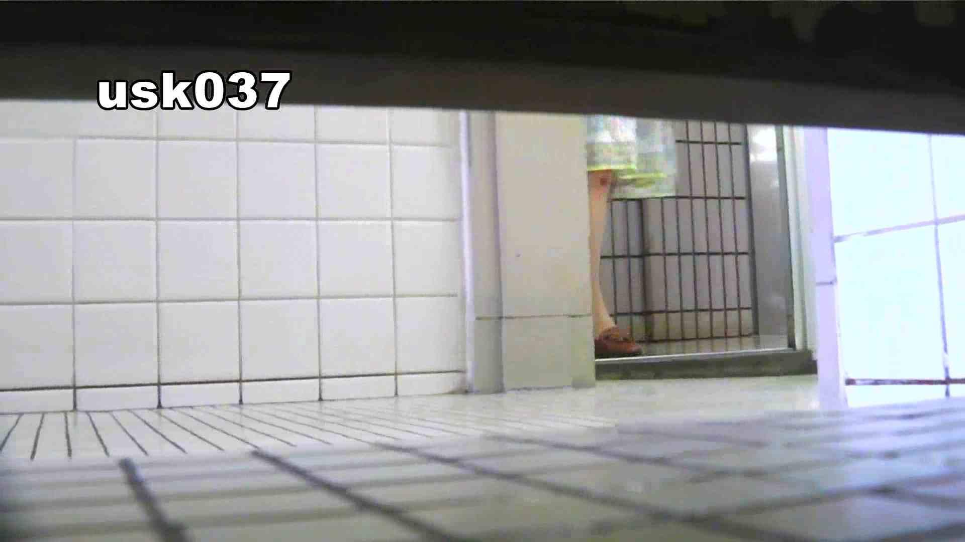 【美しき個室な世界】 vol.037 ひねり出す様子(フトイです) 洗面所   OL女体  97連発 87