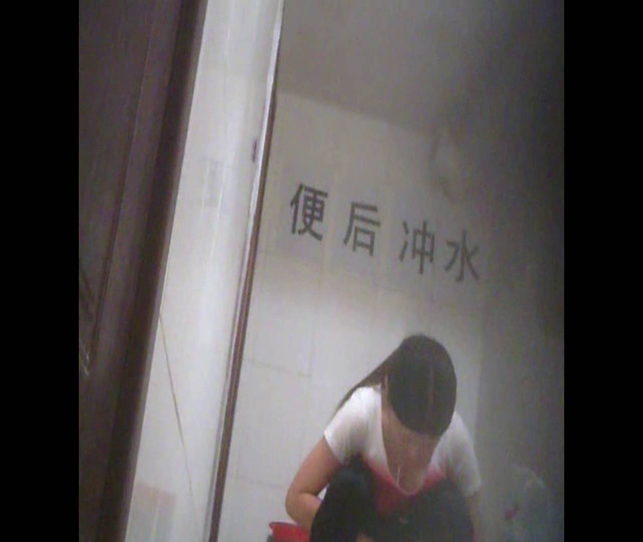 Vol.02 かがむ時の胸元は要注意! 洗面所   OL女体  70連発 34