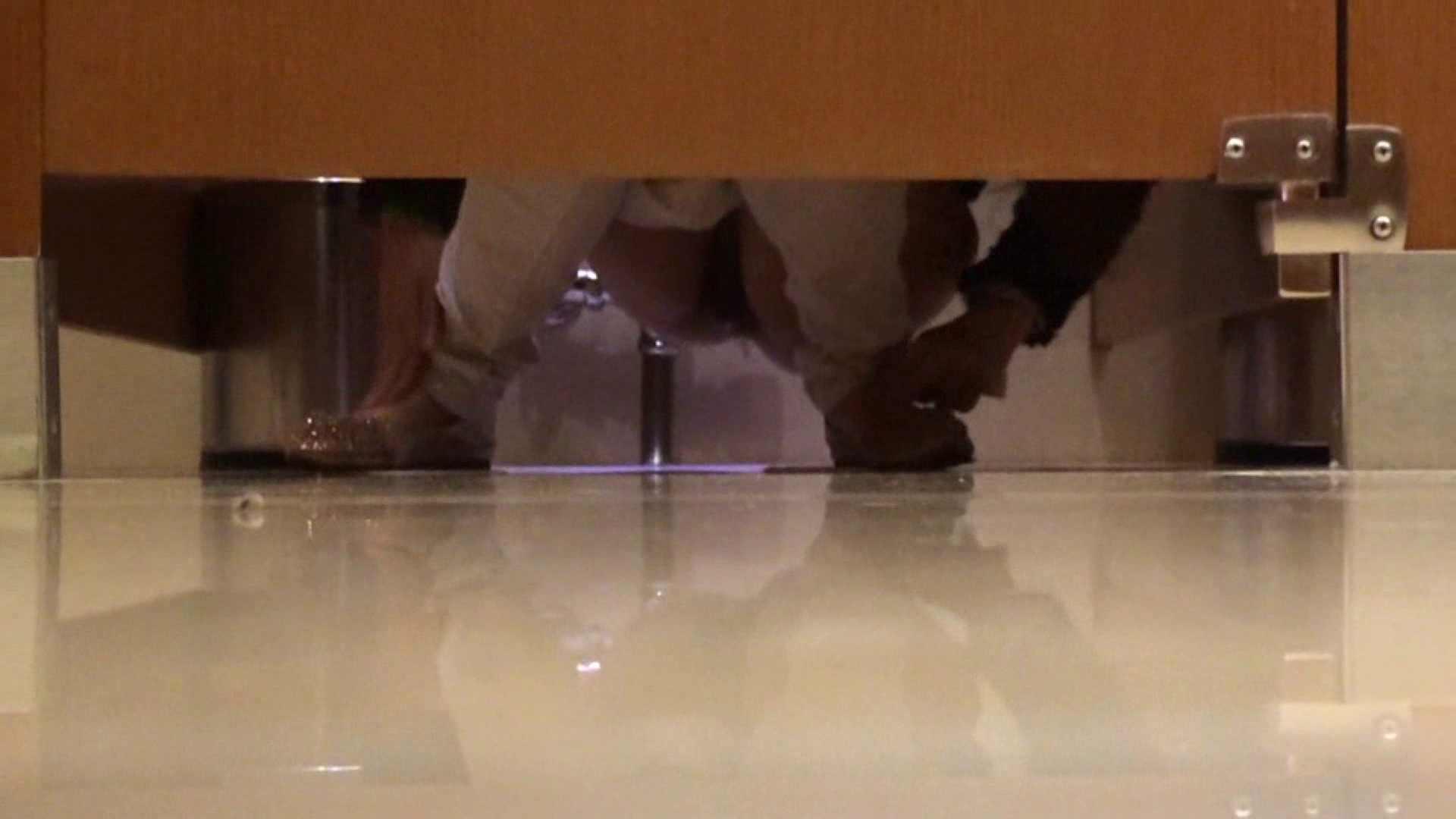 隣国化粧室下から御免!! No.06 美女   洗面所  89連発 57