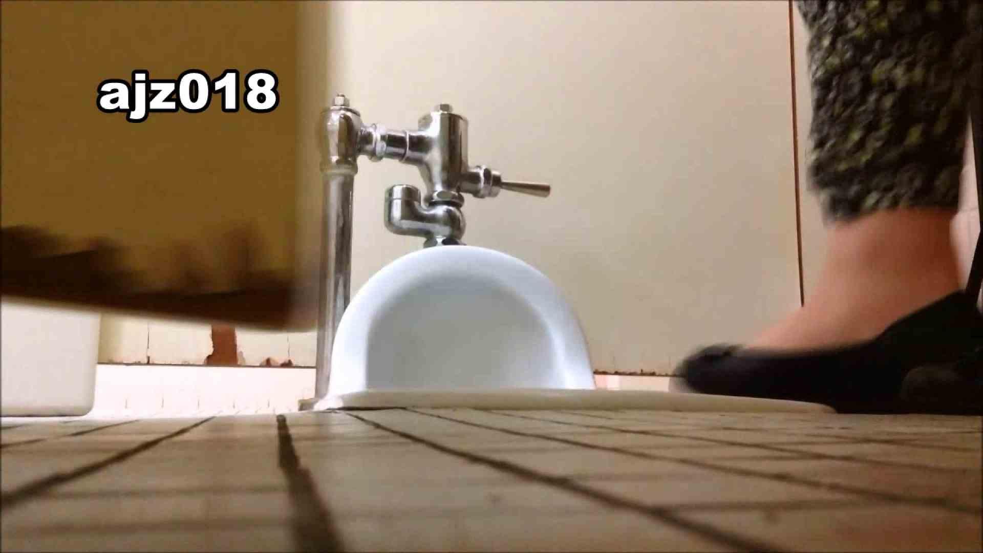 某有名大学女性洗面所 vol.18 OL女体 | 和式  79連発 25
