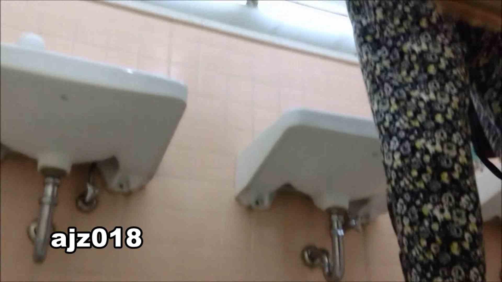 某有名大学女性洗面所 vol.18 OL女体 | 和式  79連発 41