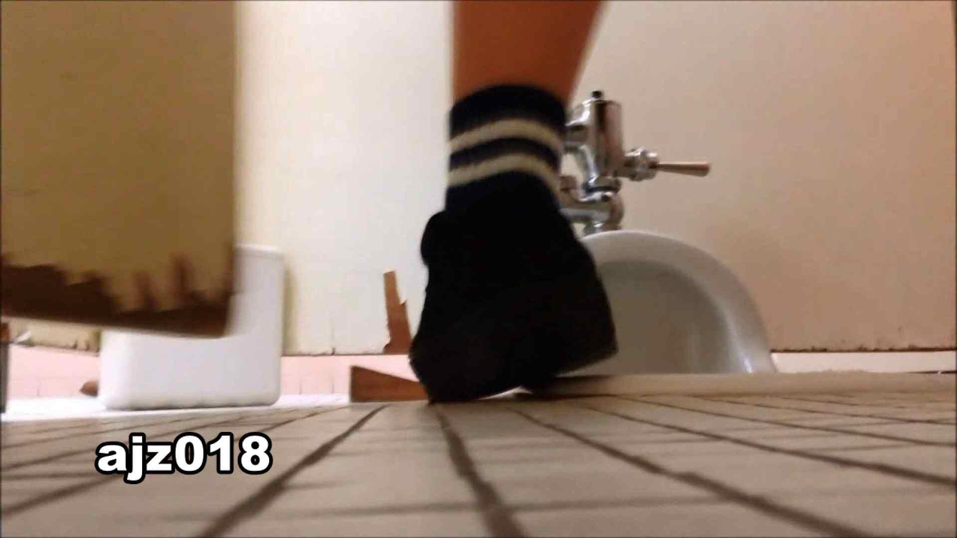某有名大学女性洗面所 vol.18 OL女体 | 和式  79連発 49