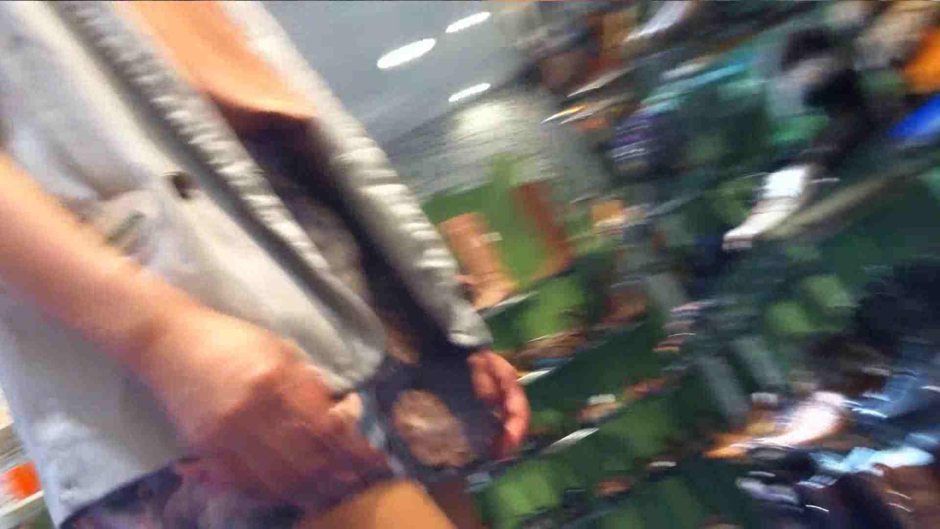 vol.40 美人アパレル胸チラ&パンチラ もっこりパンチラ! 接写   OL女体  85連発 67
