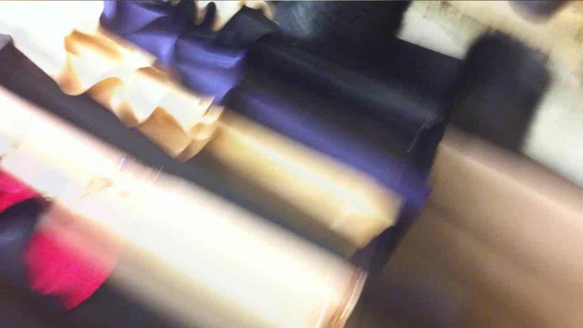 vol.40 美人アパレル胸チラ&パンチラ もっこりパンチラ! 胸チラ 盗撮動画紹介 85連発 77