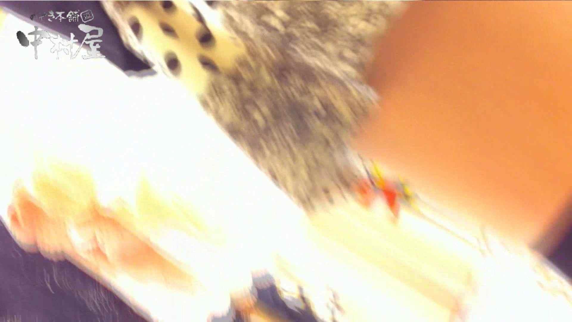 vol.66 美人アパレル胸チラ&パンチラ 店員さんのパンツはストライプ パンチラ 覗き性交動画流出 75連発 24