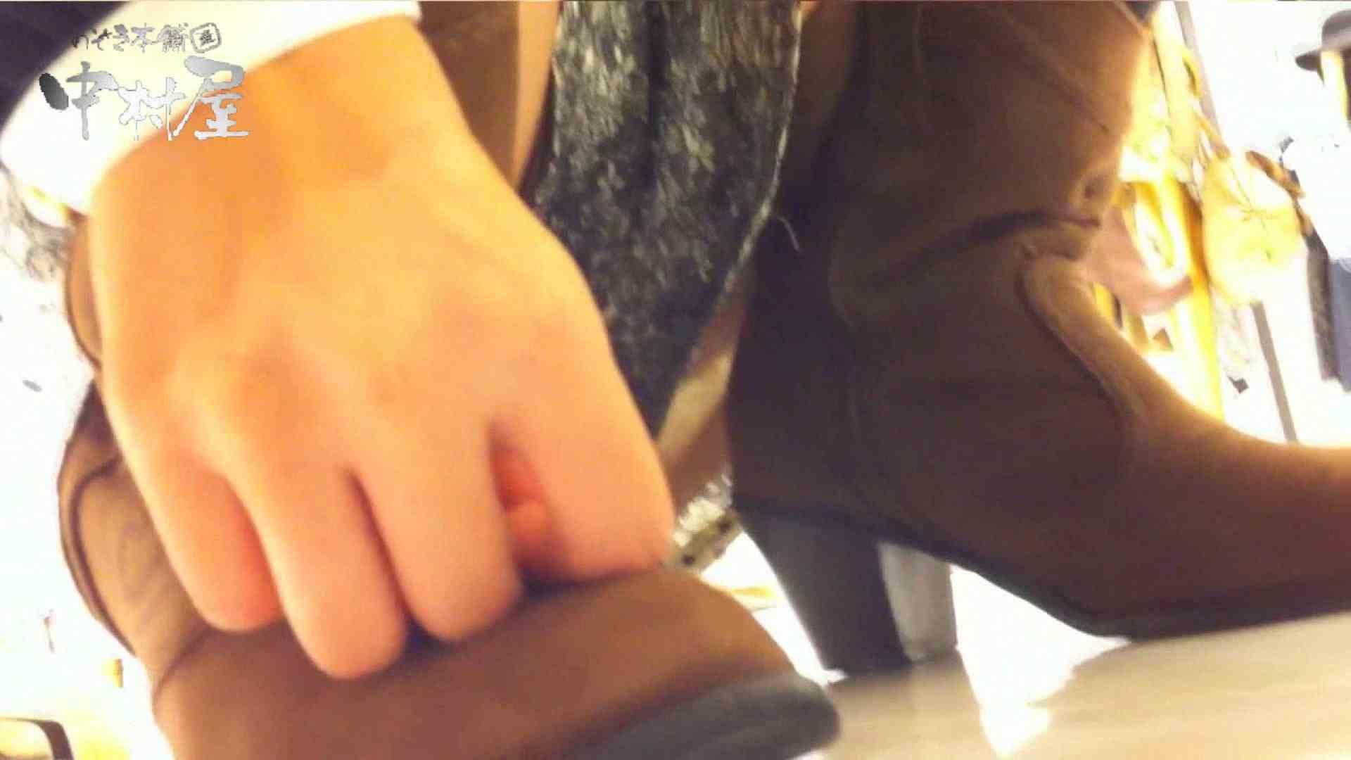 vol.66 美人アパレル胸チラ&パンチラ 店員さんのパンツはストライプ パンツ のぞきおめこ無修正画像 75連発 32