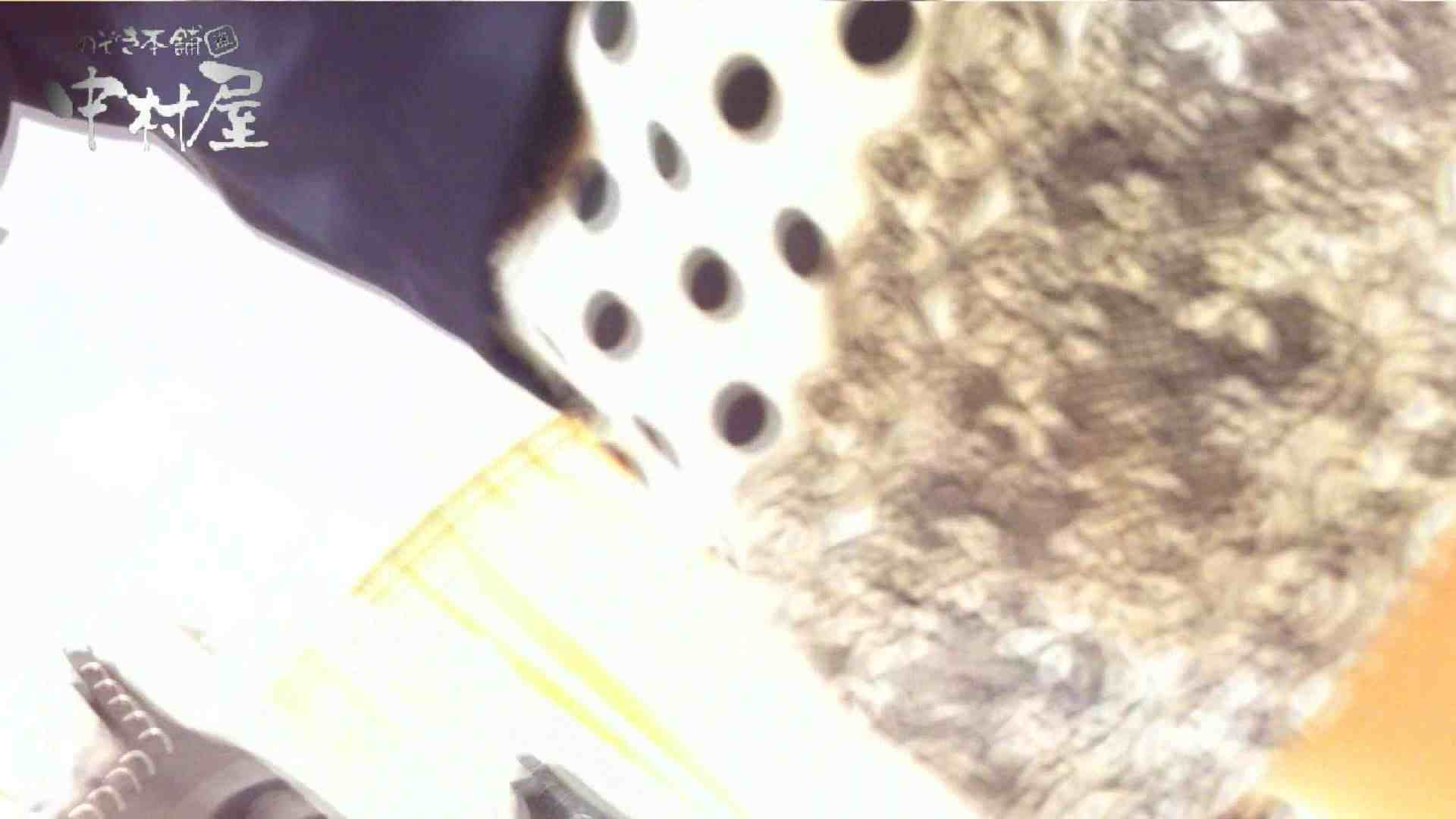vol.66 美人アパレル胸チラ&パンチラ 店員さんのパンツはストライプ 接写 盗撮ワレメ無修正動画無料 75連発 61