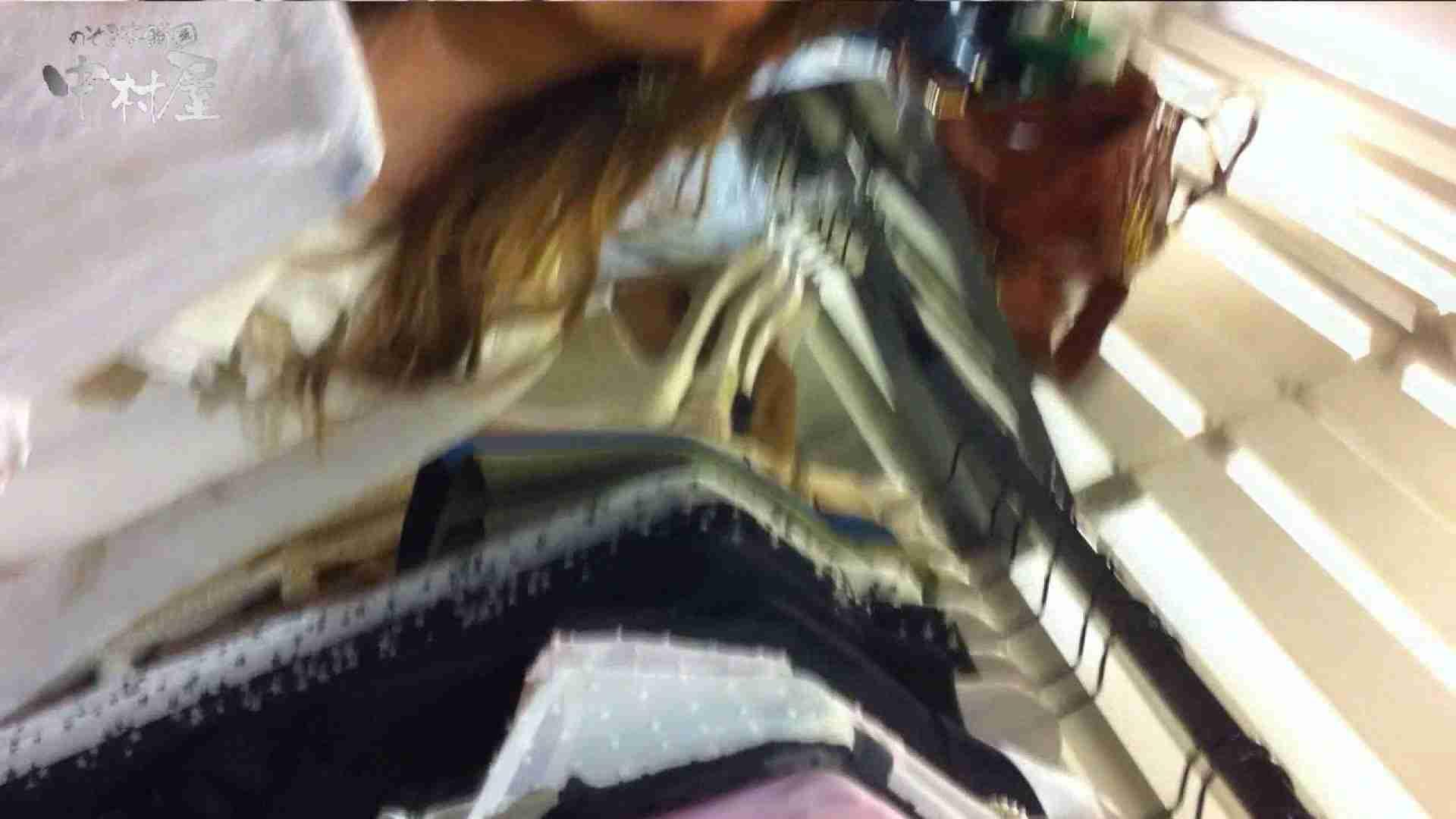 vol.68 美人アパレル胸チラ&パンチラ セクシーなホクロの店員さん チラ   OL女体  49連発 49