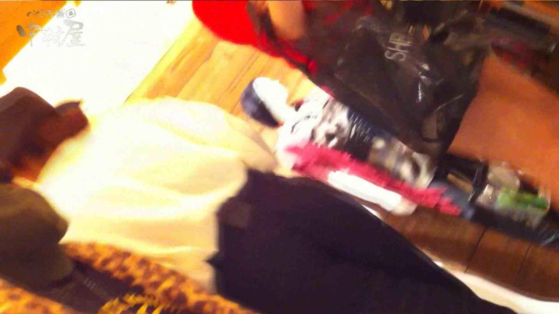vol.75 美人アパレル胸チラ&パンチラ きれいな髪のおねーさんはド派手パンツ OL女体 おまんこ動画流出 81連発 2
