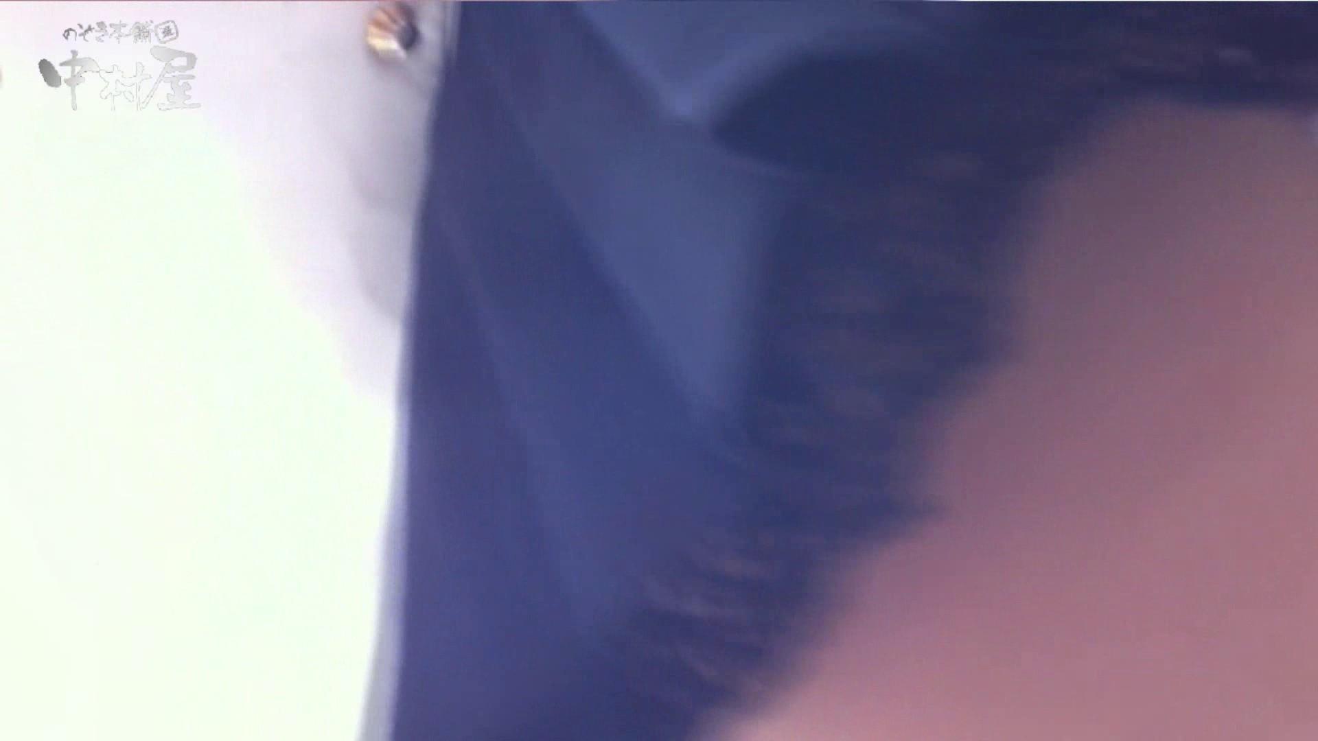 vol.75 美人アパレル胸チラ&パンチラ きれいな髪のおねーさんはド派手パンツ パンチラ 盗撮ワレメ無修正動画無料 81連発 18